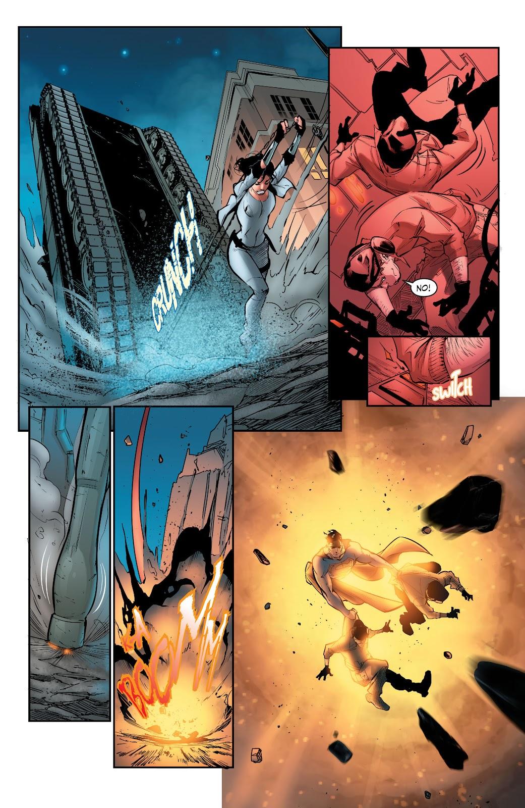Read online Smallville Season 11 [II] comic -  Issue # TPB 5 - 63