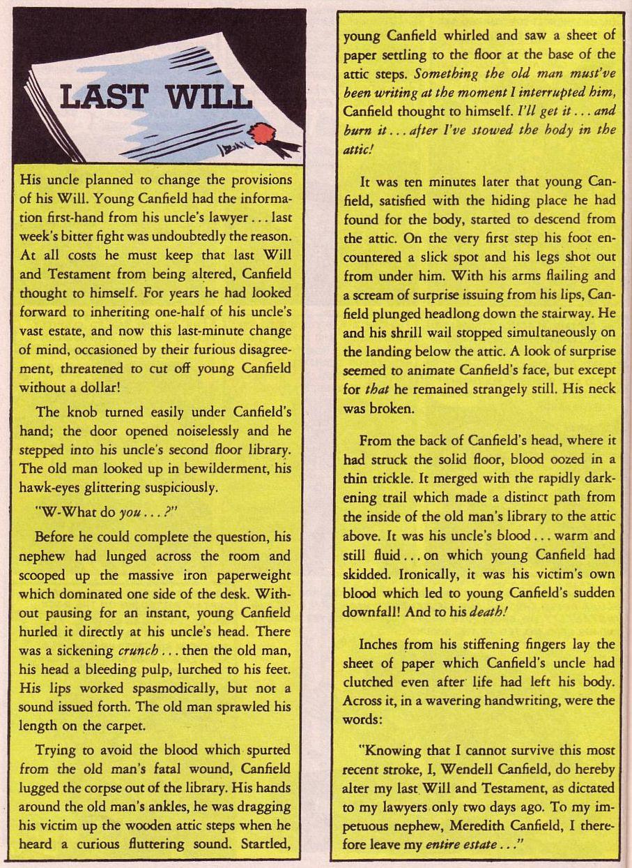 Read online Shock SuspenStories comic -  Issue #1 - 17