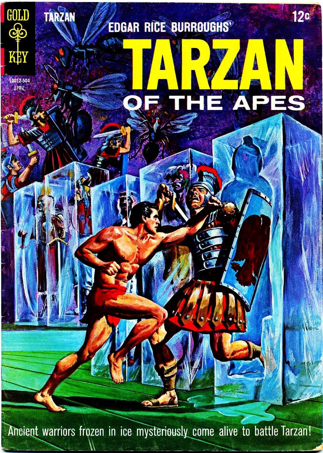 Tarzan (1962) issue 149 - Page 1