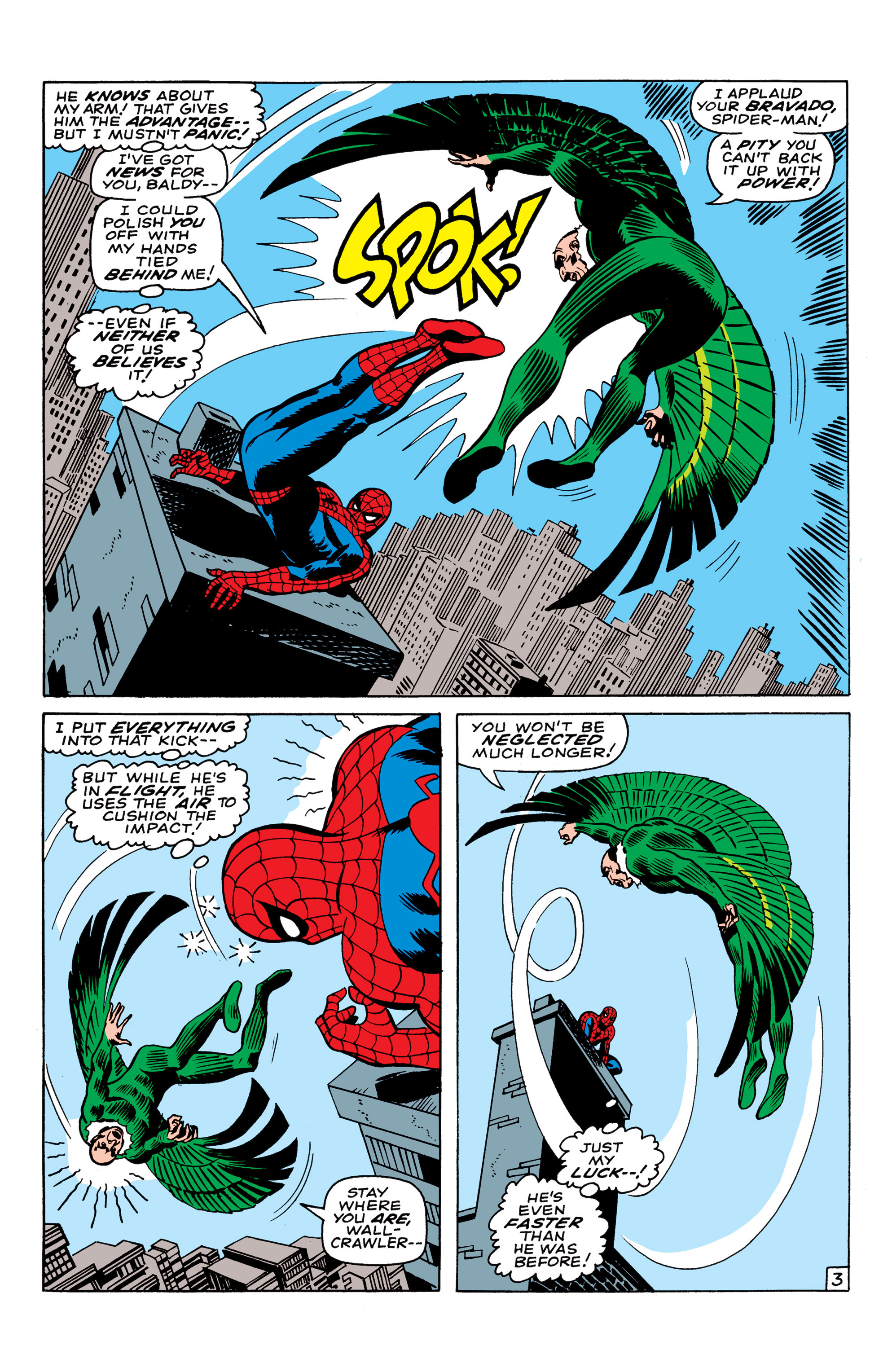 The Amazing Spider-Man (1963) 64 Page 3