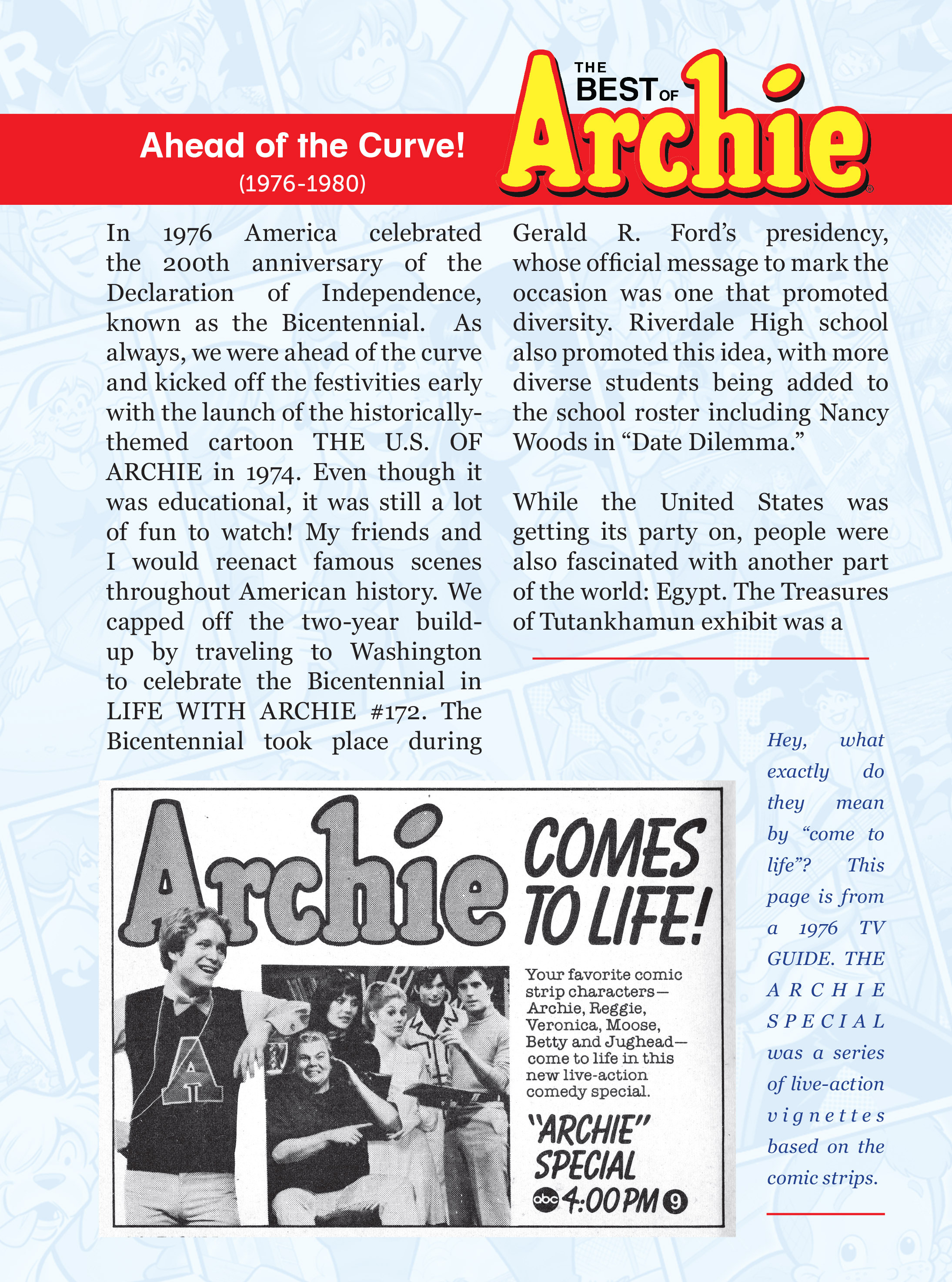Read online Archie 75th Anniversary Digest comic -  Issue #3 - 119