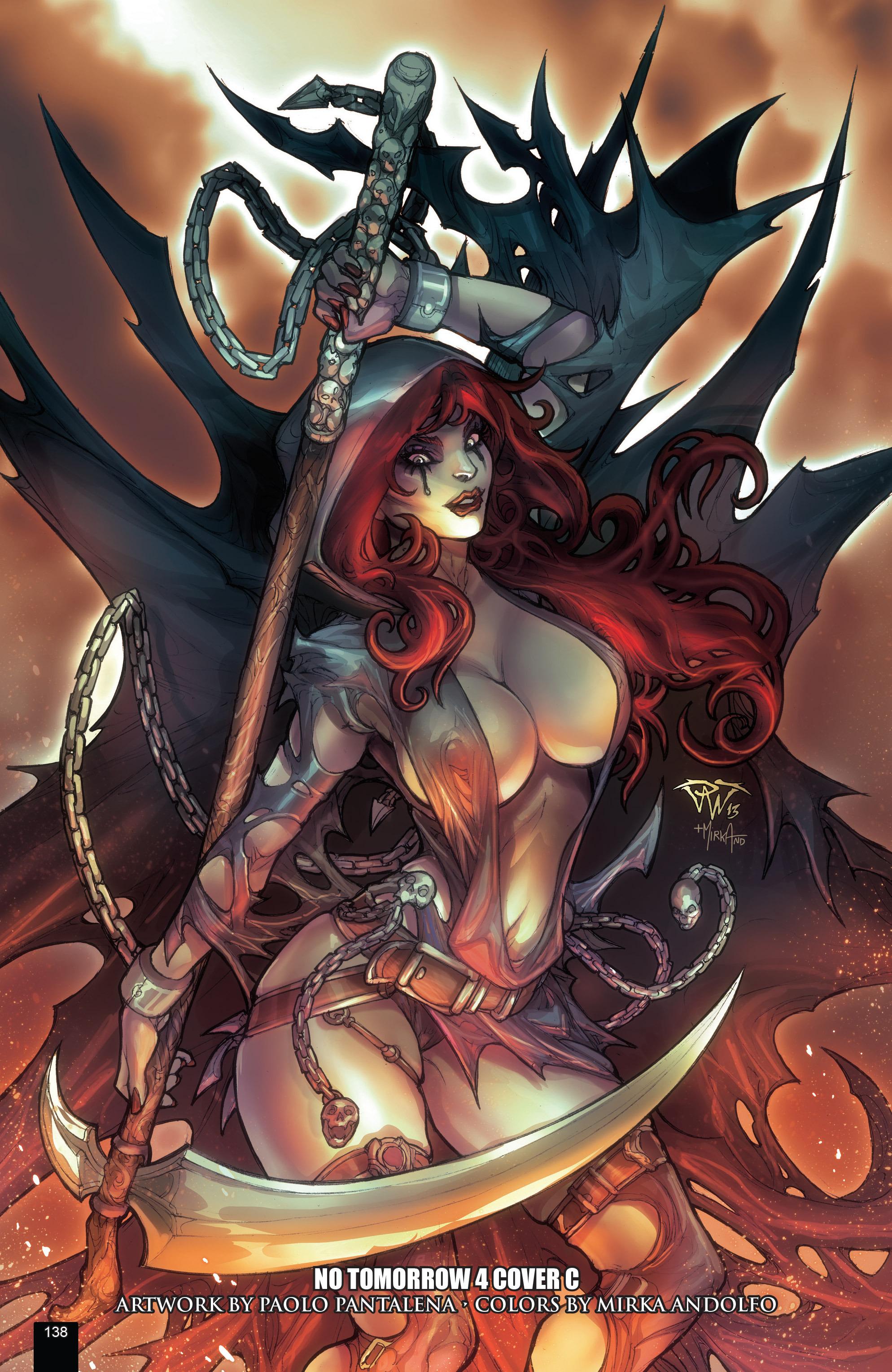 Read online Grimm Fairy Tales presents No Tomorrow comic -  Issue # TPB - 128