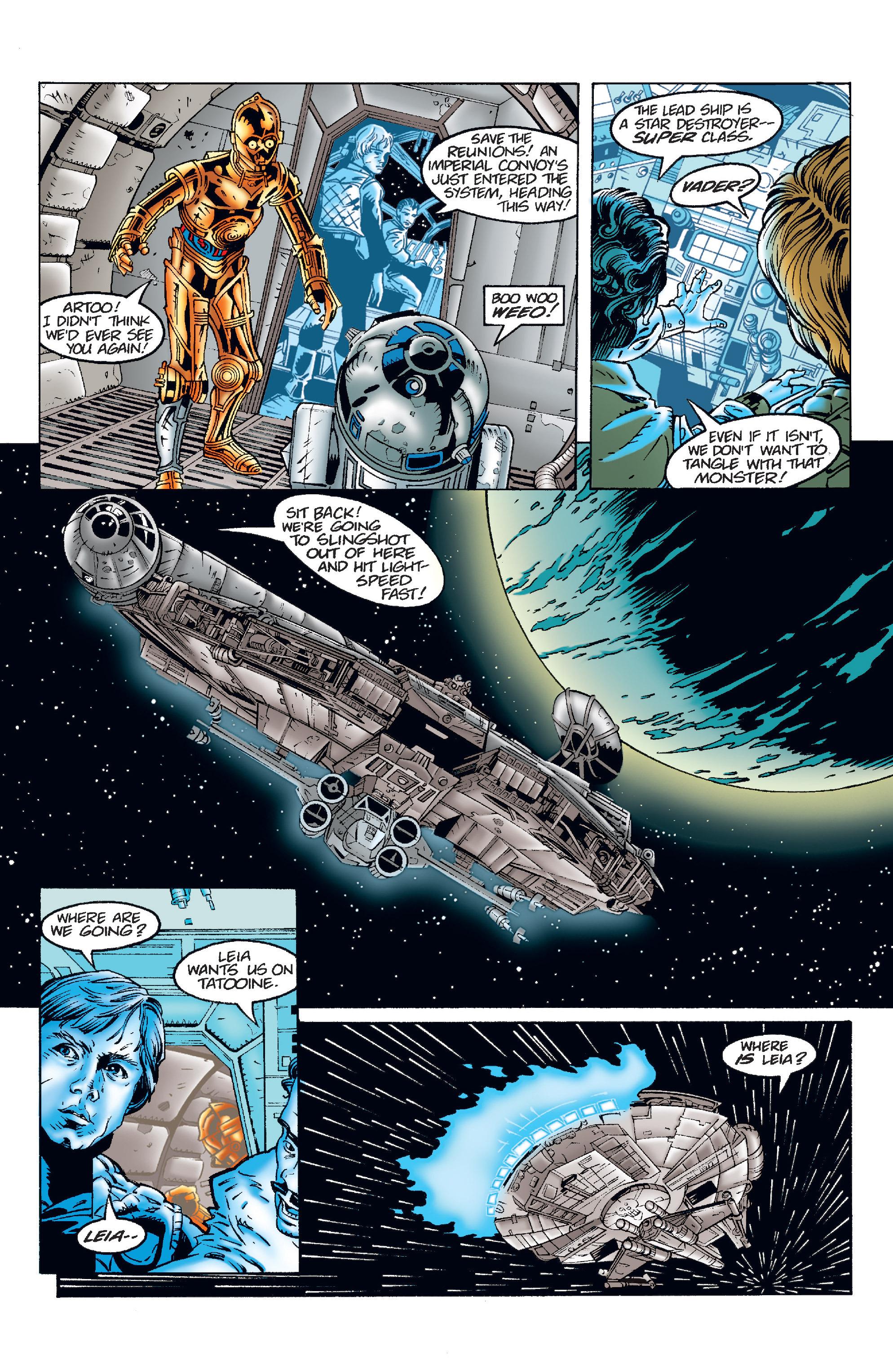 Read online Star Wars Omnibus comic -  Issue # Vol. 11 - 111