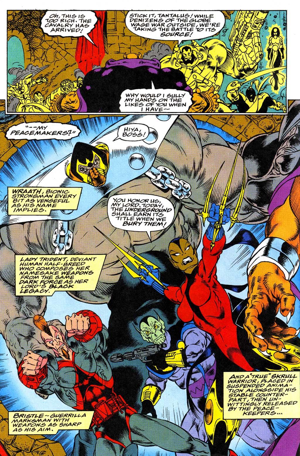 Read online Blackwulf comic -  Issue #10 - 4