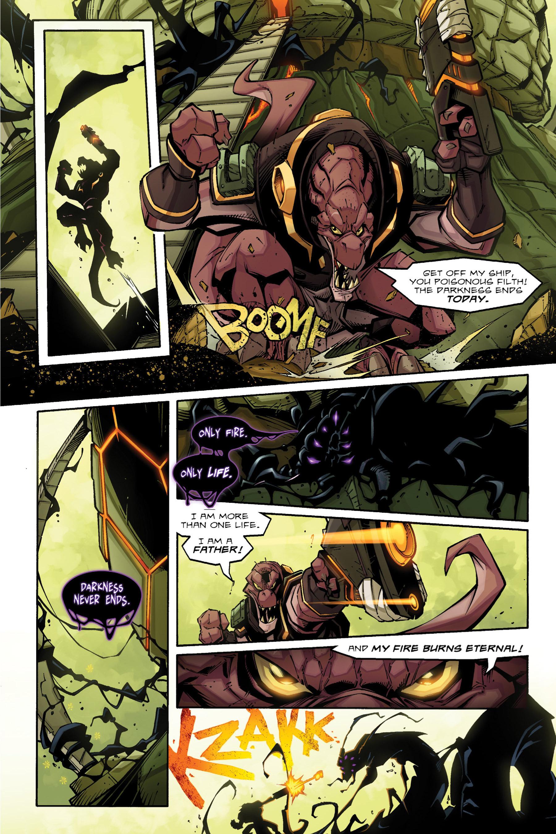 Read online Rexodus comic -  Issue # Full - 13