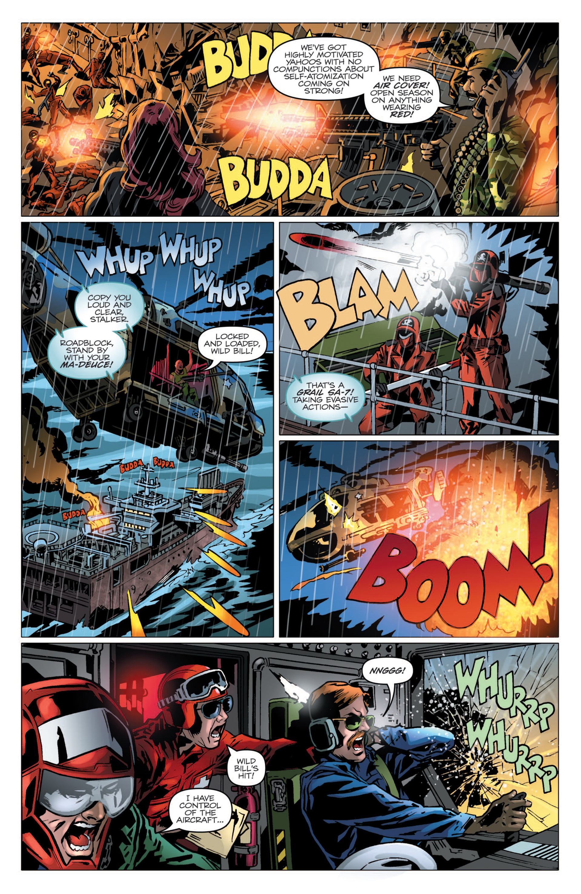 G.I. Joe: A Real American Hero 188 Page 19