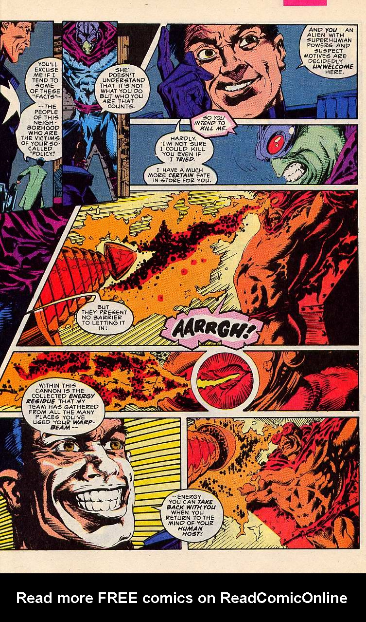 Read online Sleepwalker comic -  Issue #11 - 4