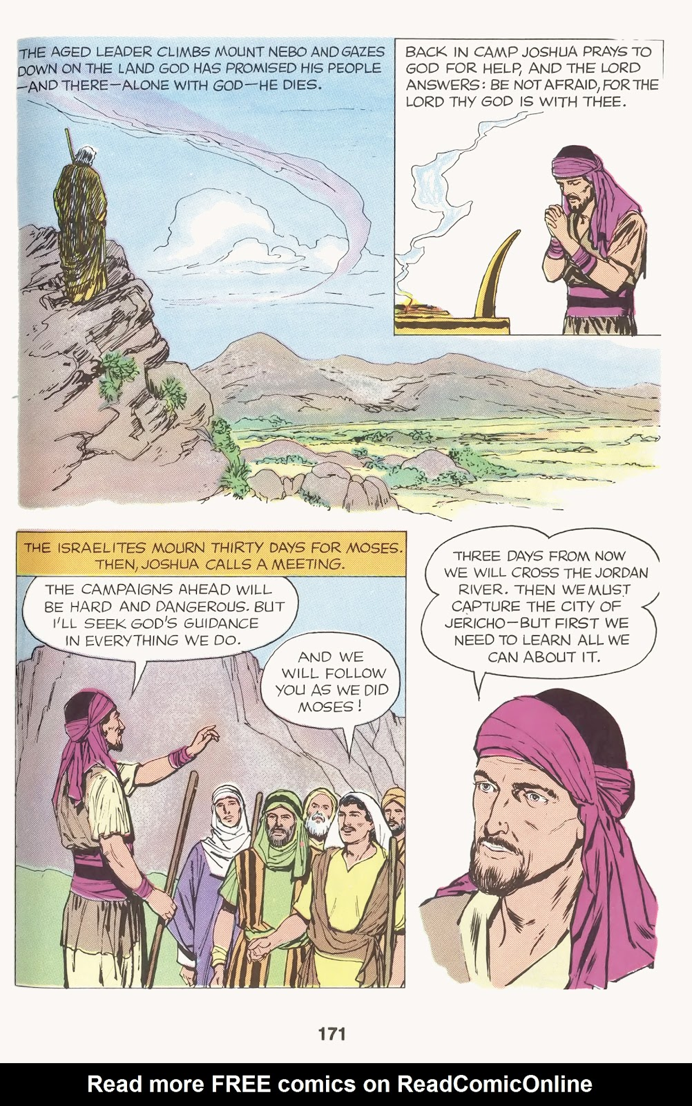The Picture Bible issue TPB (Part 2) - Page 74