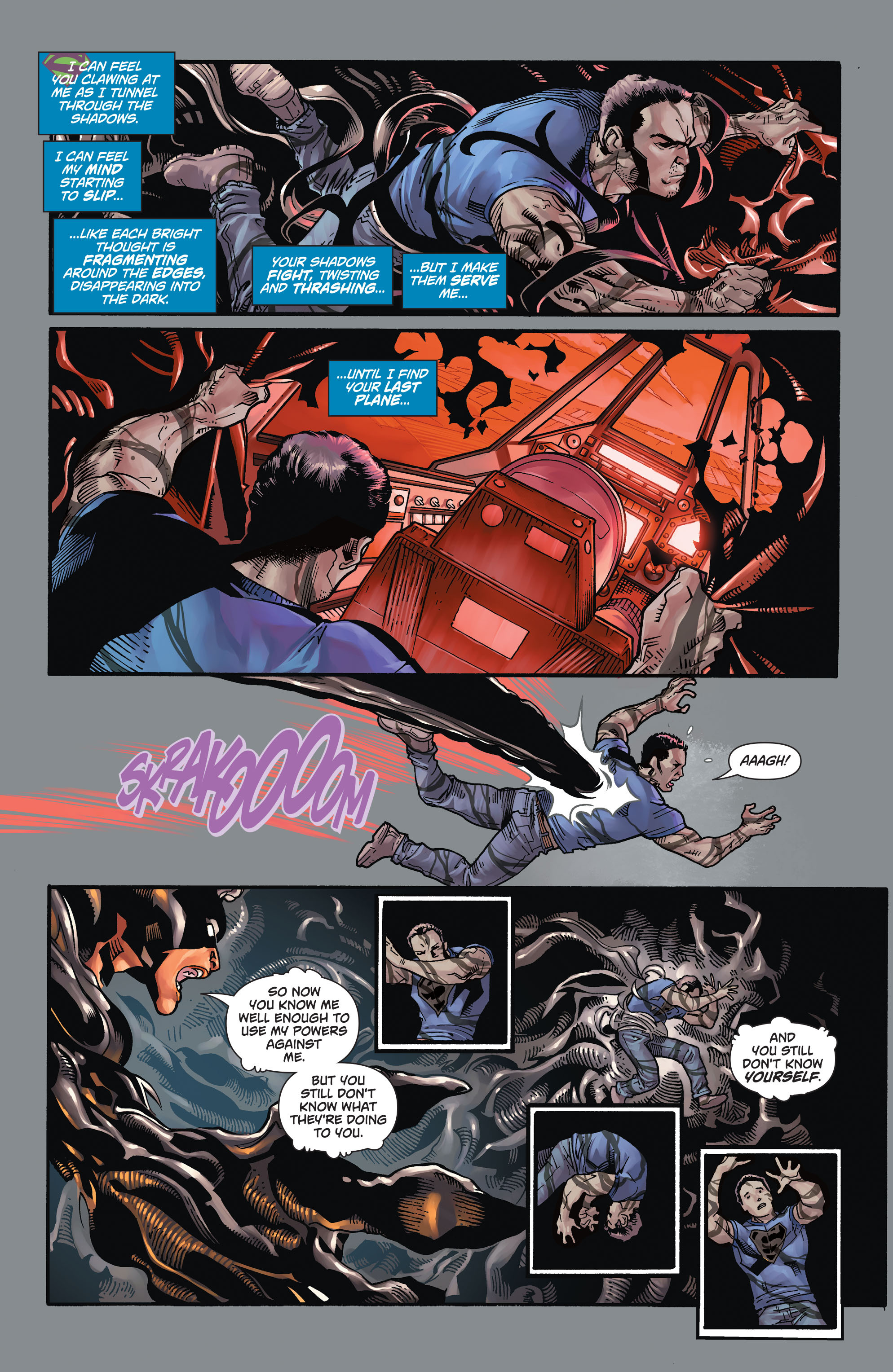 Read online Action Comics (2011) comic -  Issue #47 - 12