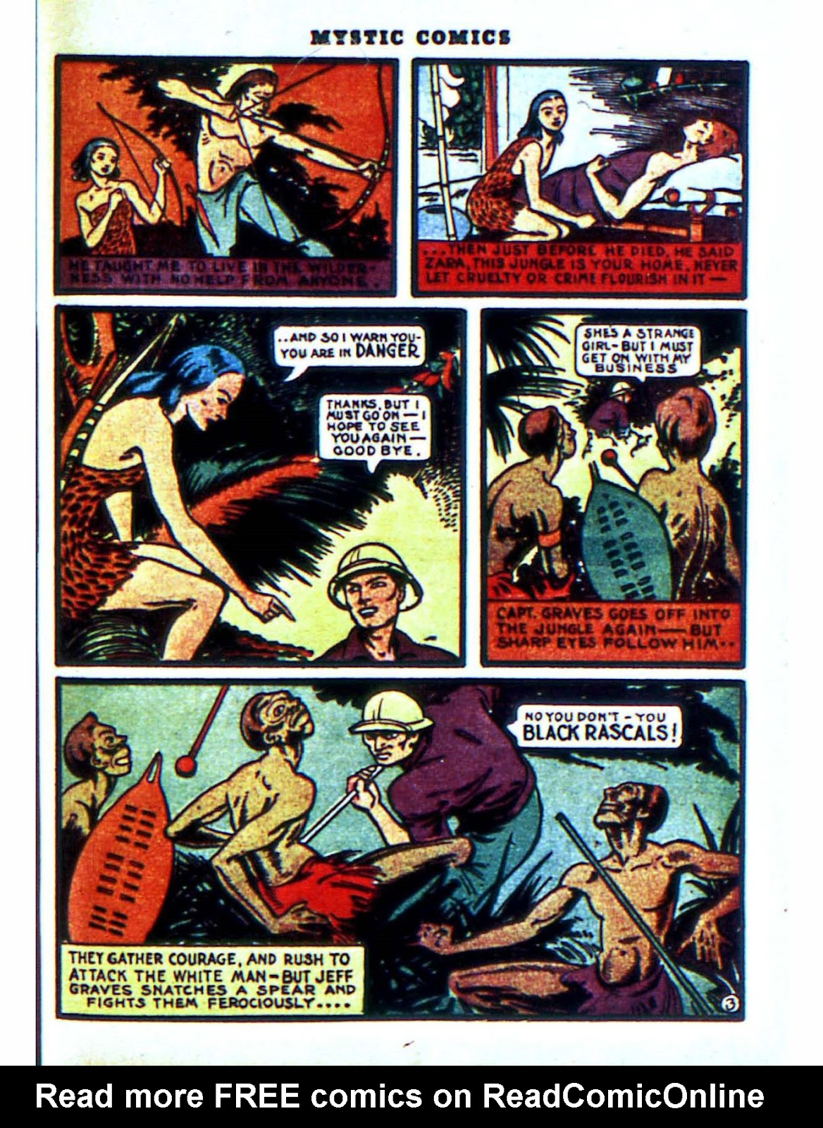 Mystic Comics (1940) issue 2 - Page 55
