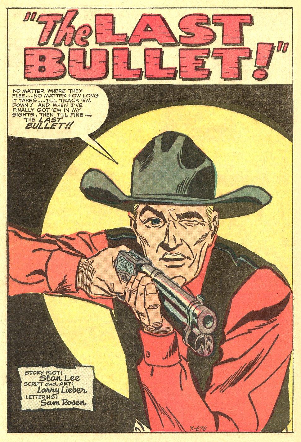 Read online Two-Gun Kid comic -  Issue #70 - 28