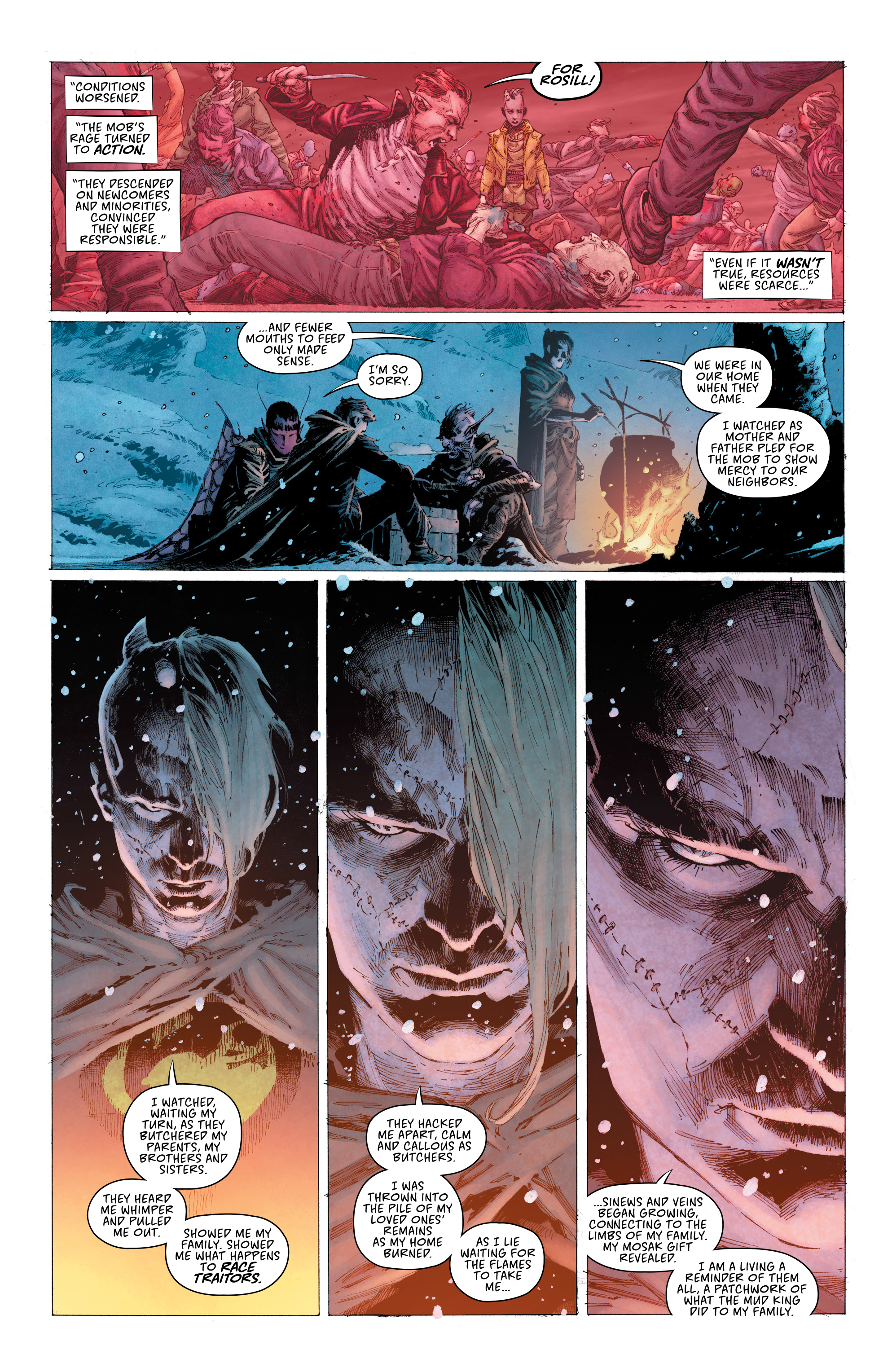 Read online Seven To Eternity comic -  Issue #4 - 8