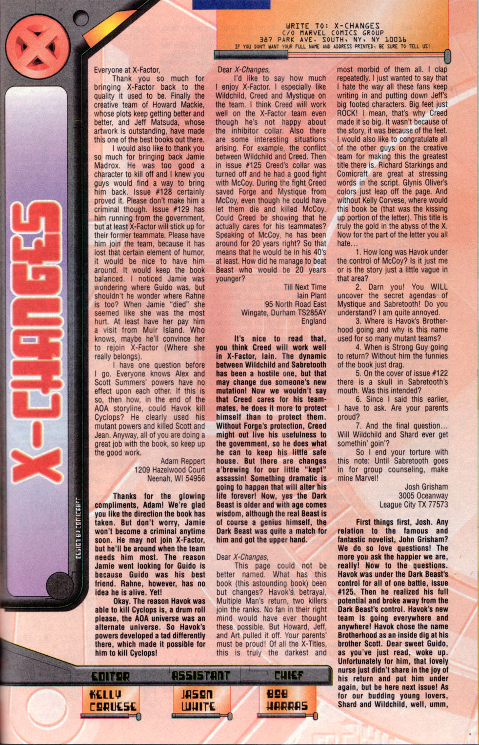 Read online X-Factor (1986) comic -  Issue #134 - 24