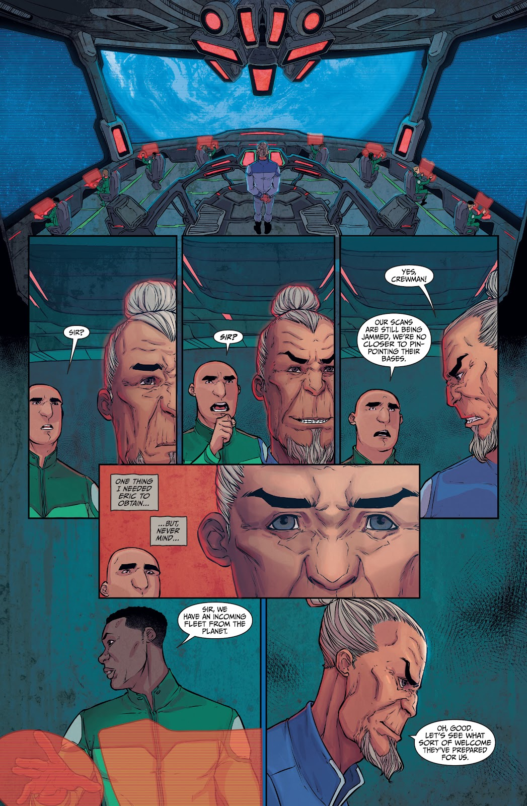 Exilium issue 6 - Page 24