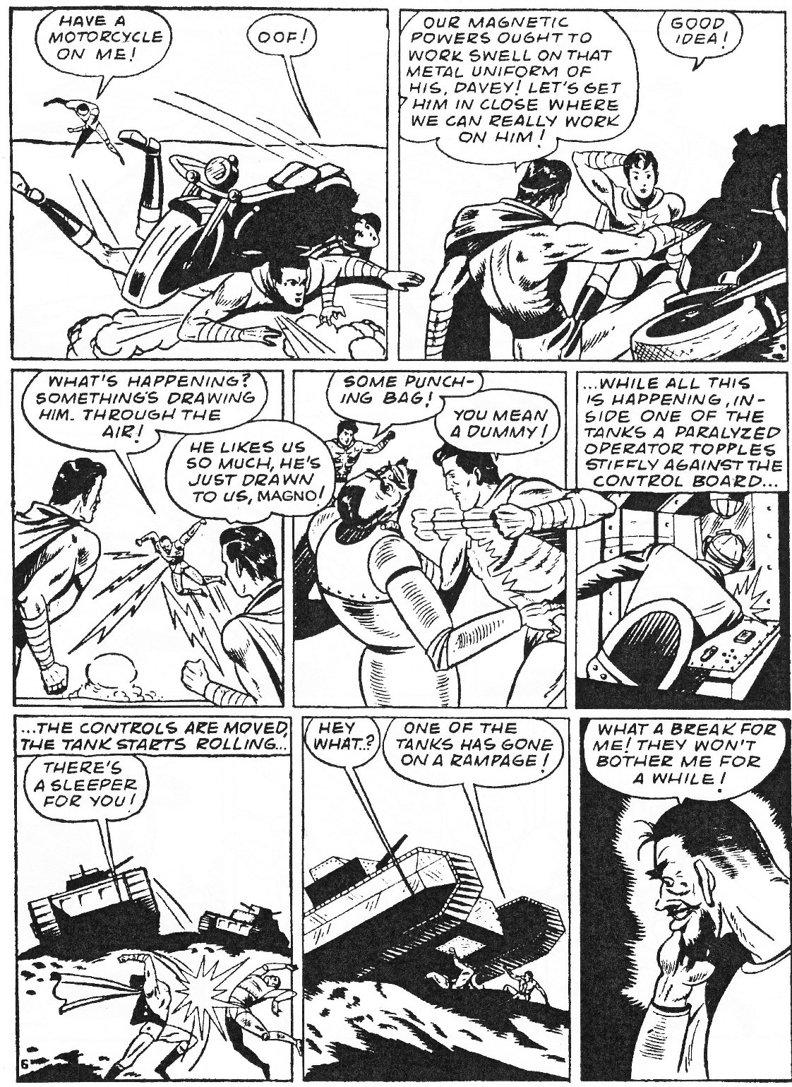 Read online Men of Mystery Comics comic -  Issue #81 - 72