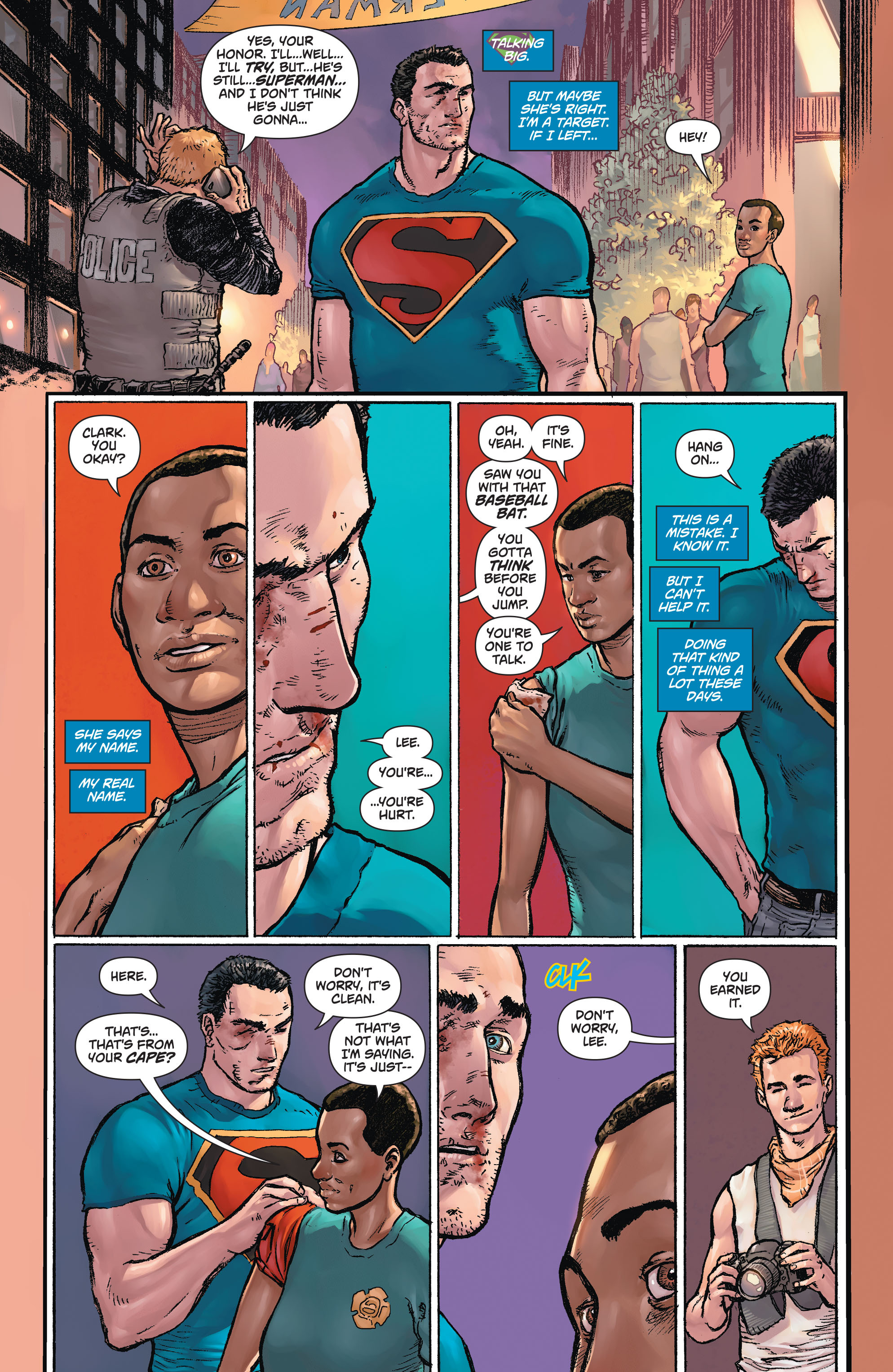 Read online Action Comics (2011) comic -  Issue #43 - 14