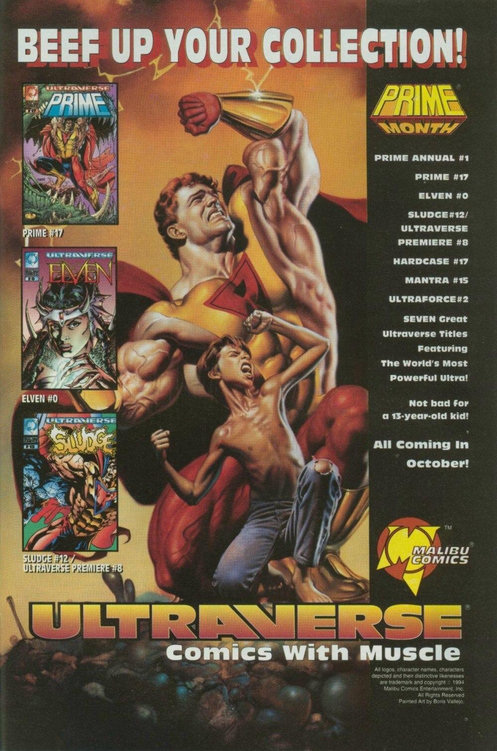 Read online Sludge comic -  Issue #9 - 31