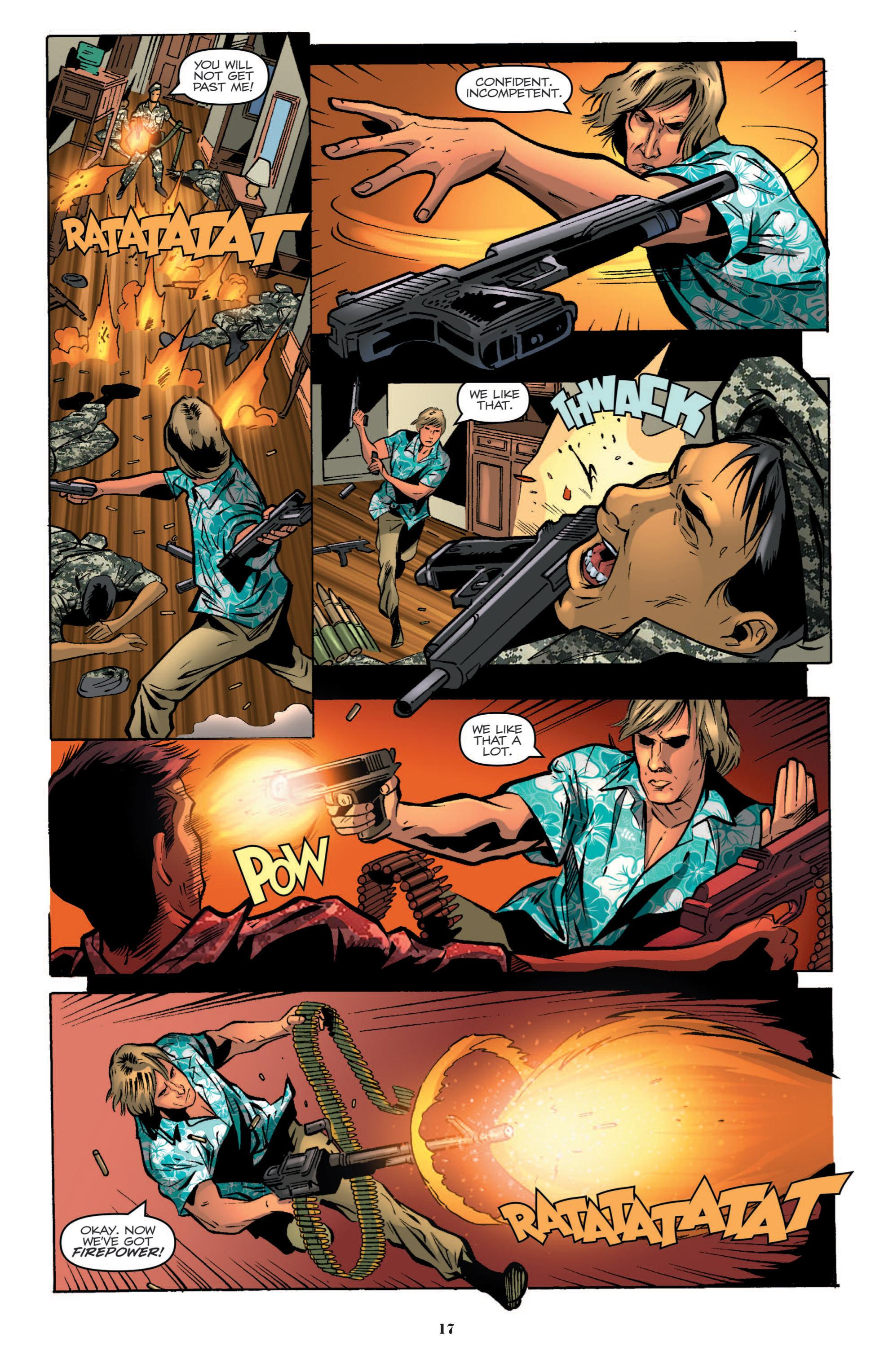 G.I. Joe: A Real American Hero 191 Page 18