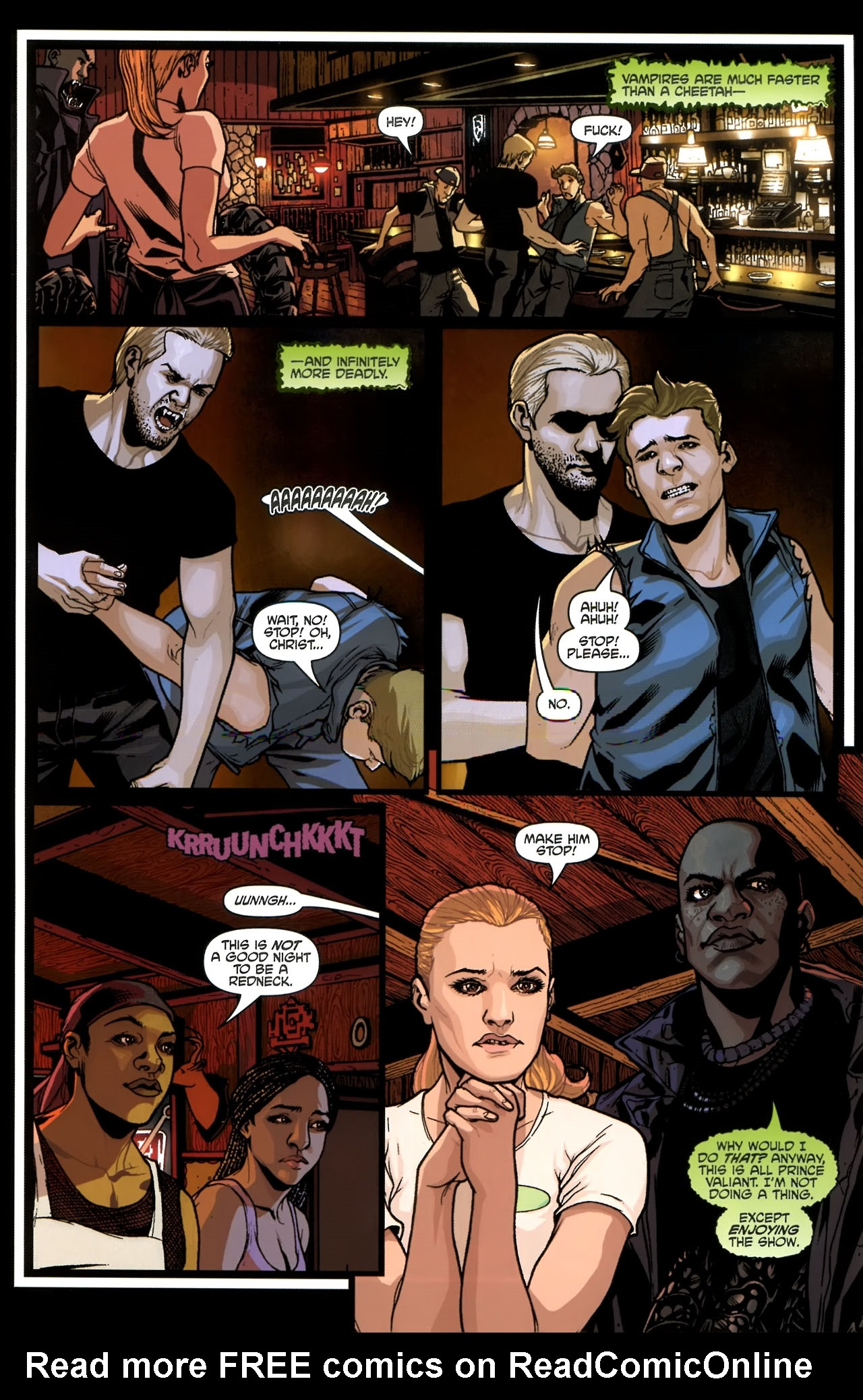 Read online True Blood (2010) comic -  Issue #3 - 14