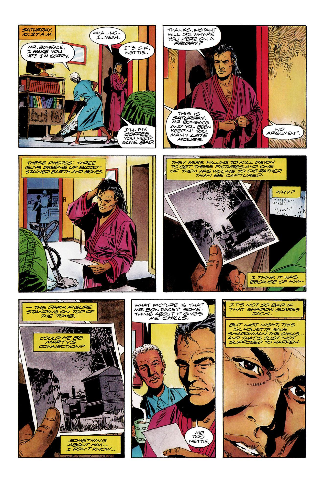 Read online Shadowman (1992) comic -  Issue #8 - 10