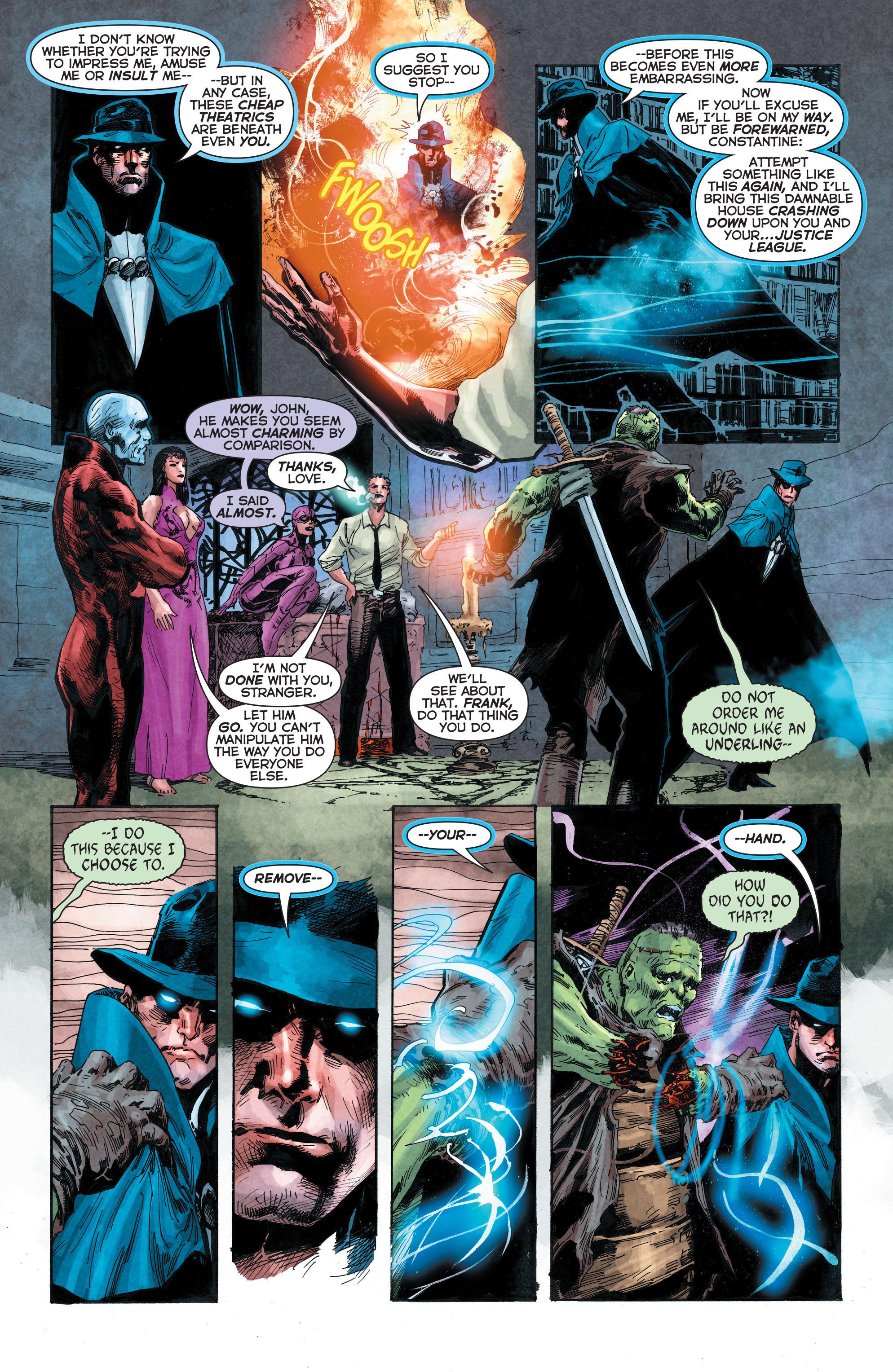 Read online Trinity of Sin: The Phantom Stranger comic -  Issue #4 - 11