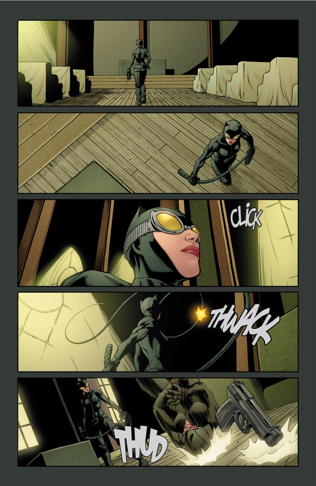Catwoman (2002) #76 #76 - English 14