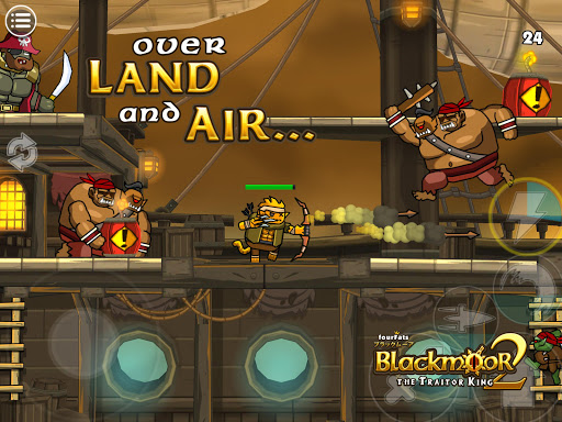 Blackmoor 2 The Traitor King Mod Cho Android