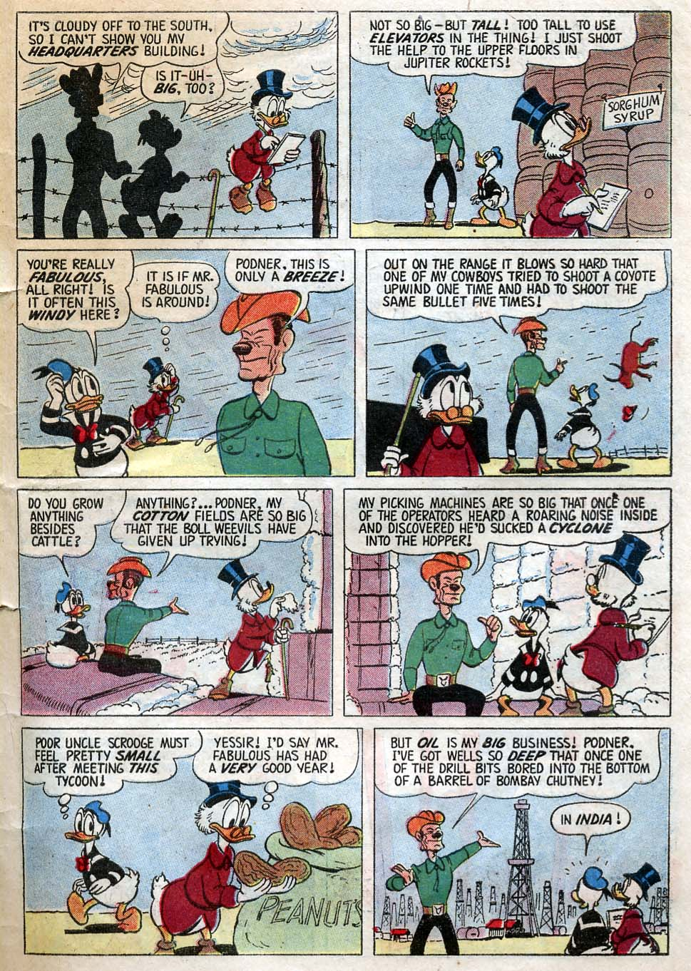 Read online Uncle Scrooge (1953) comic -  Issue #23 - 31