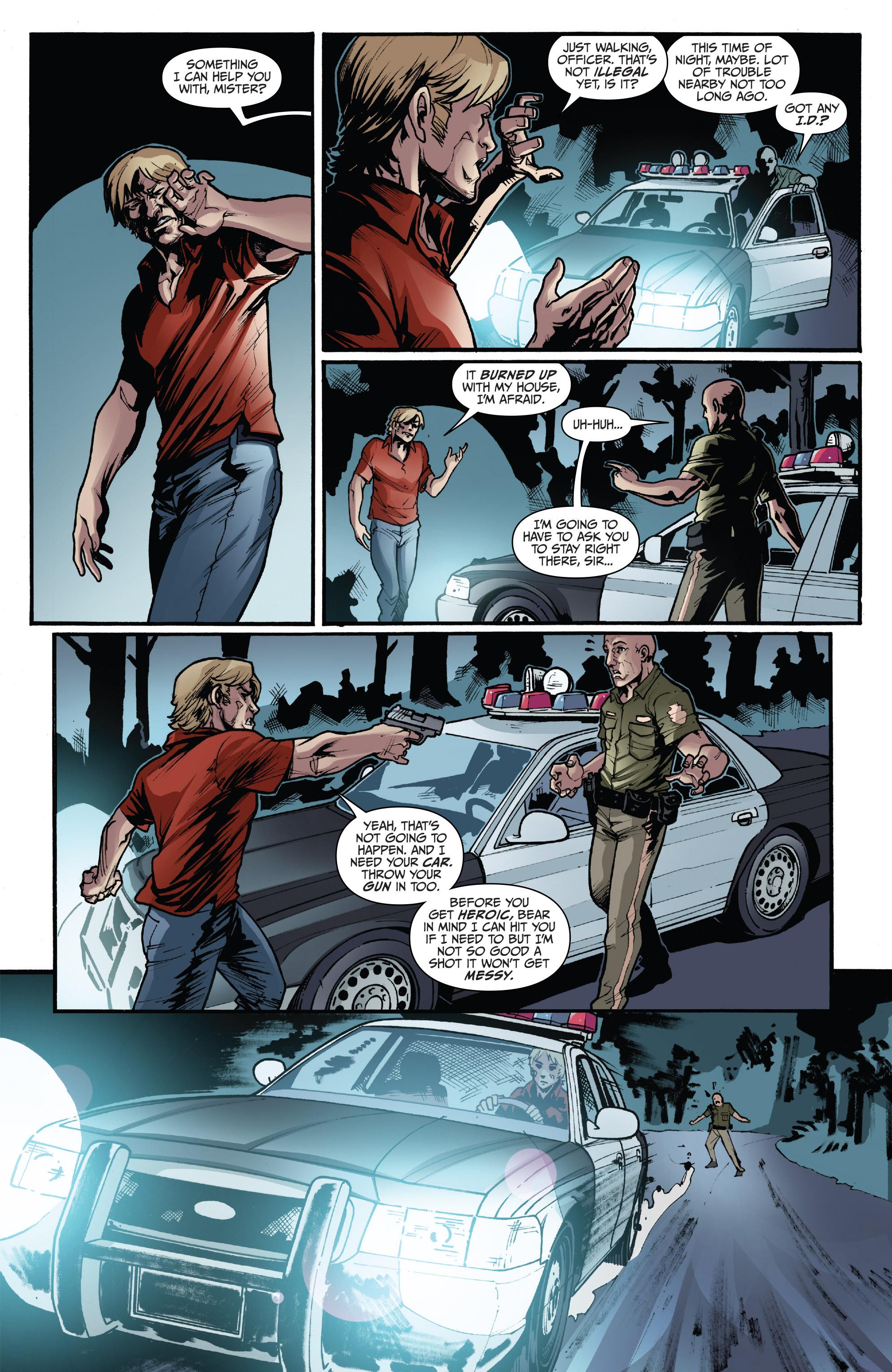 Read online 3 Guns comic -  Issue #4 - 5
