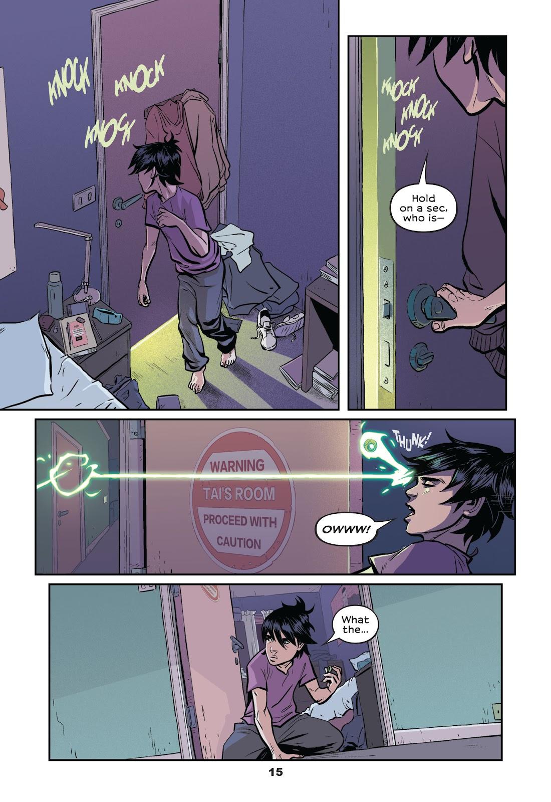 Read online Green Lantern: Legacy comic -  Issue # TPB - 14