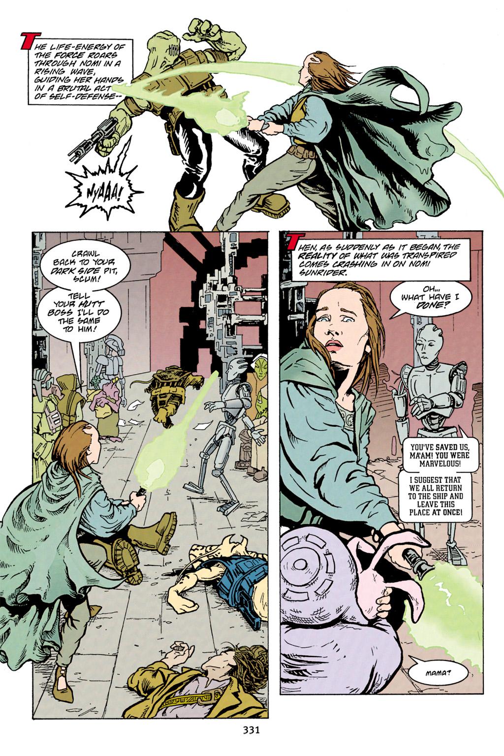 Read online Star Wars Omnibus comic -  Issue # Vol. 4 - 320