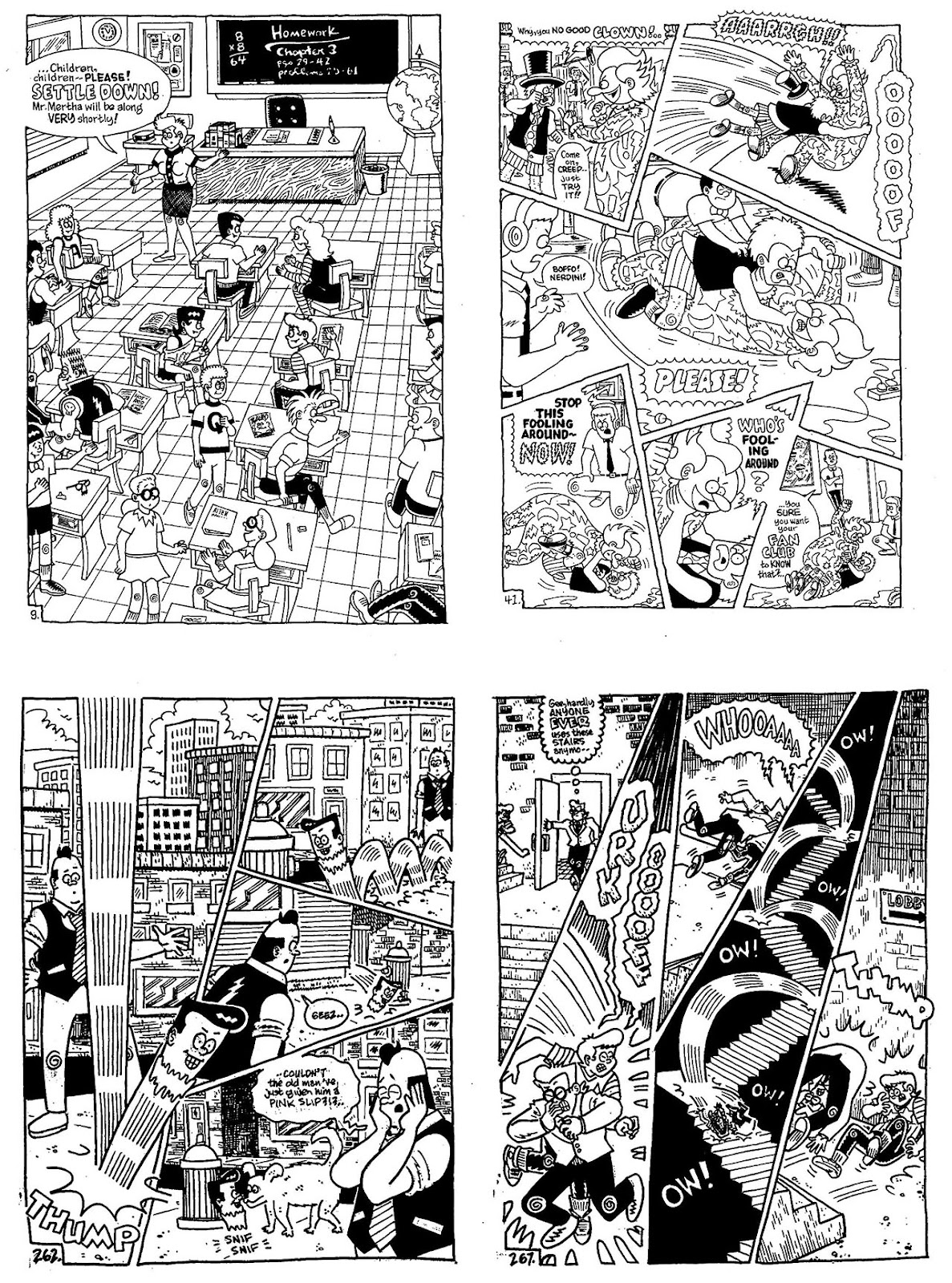Read online The Nearly Complete Essential Hembeck Archives Omnibus comic -  Issue # TPB (Part 9) - 18