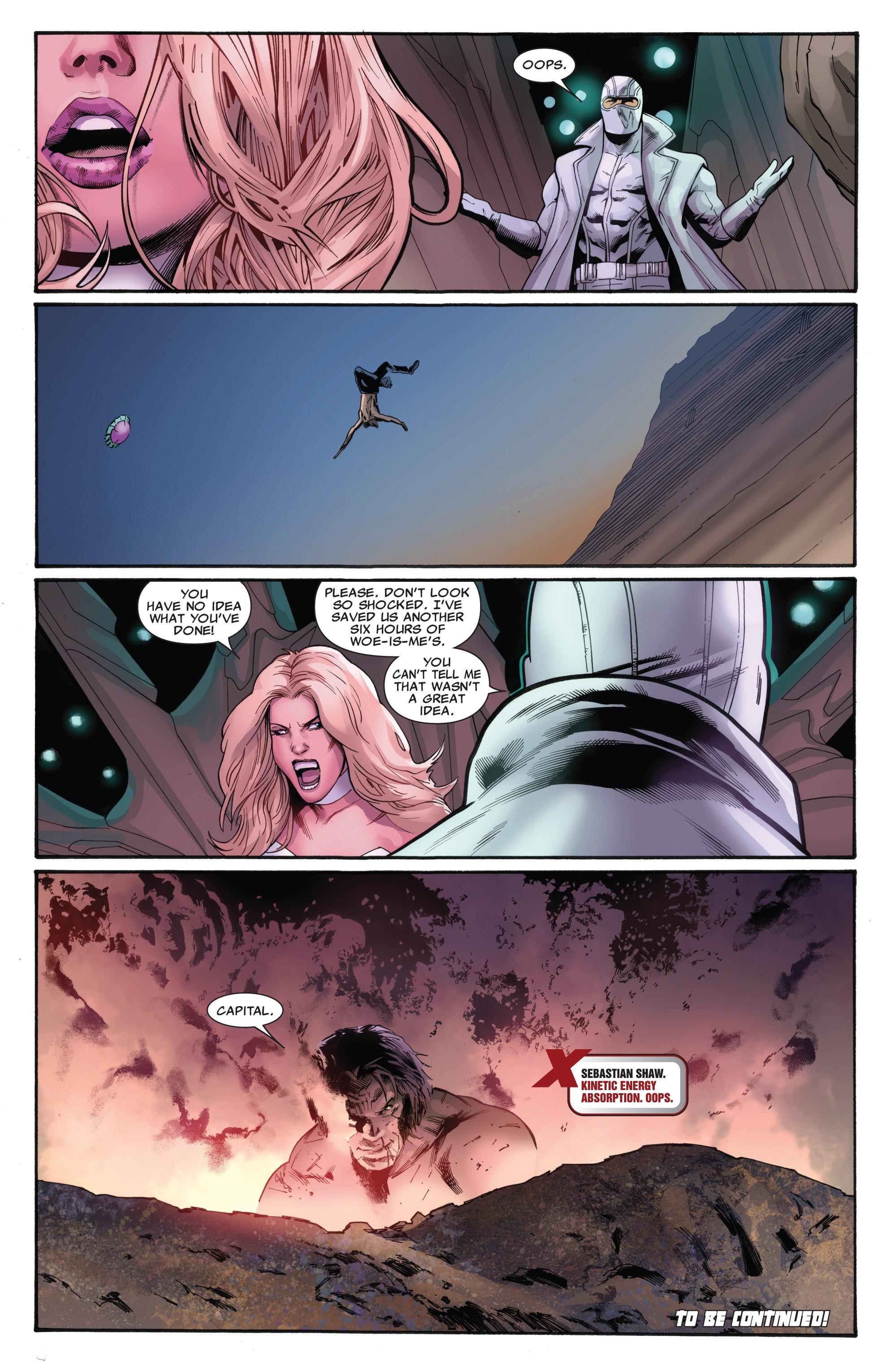 Read online Uncanny X-Men (1963) comic -  Issue #531 - 24