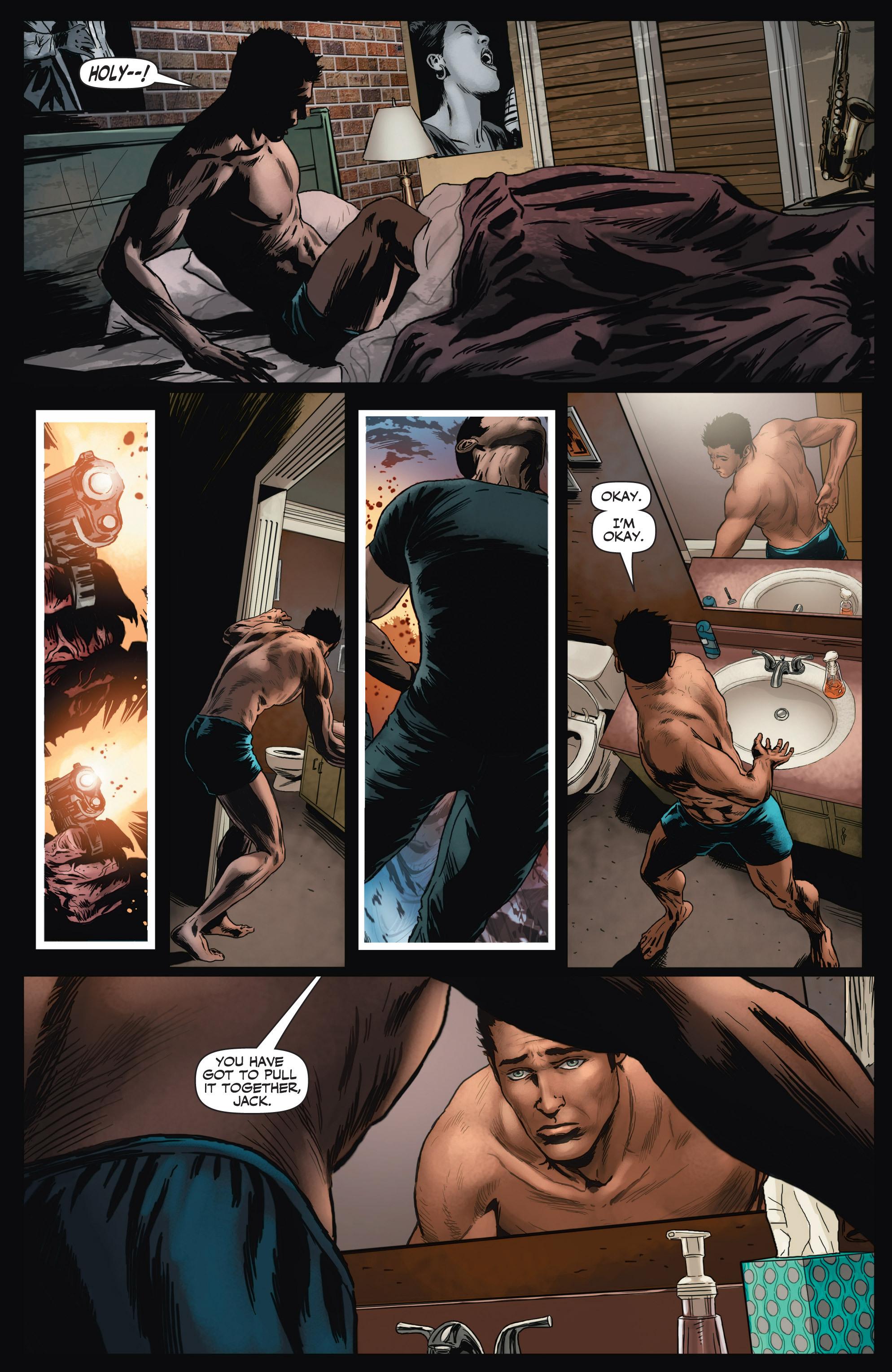 Read online Shadowman (2012) comic -  Issue #2 - 14