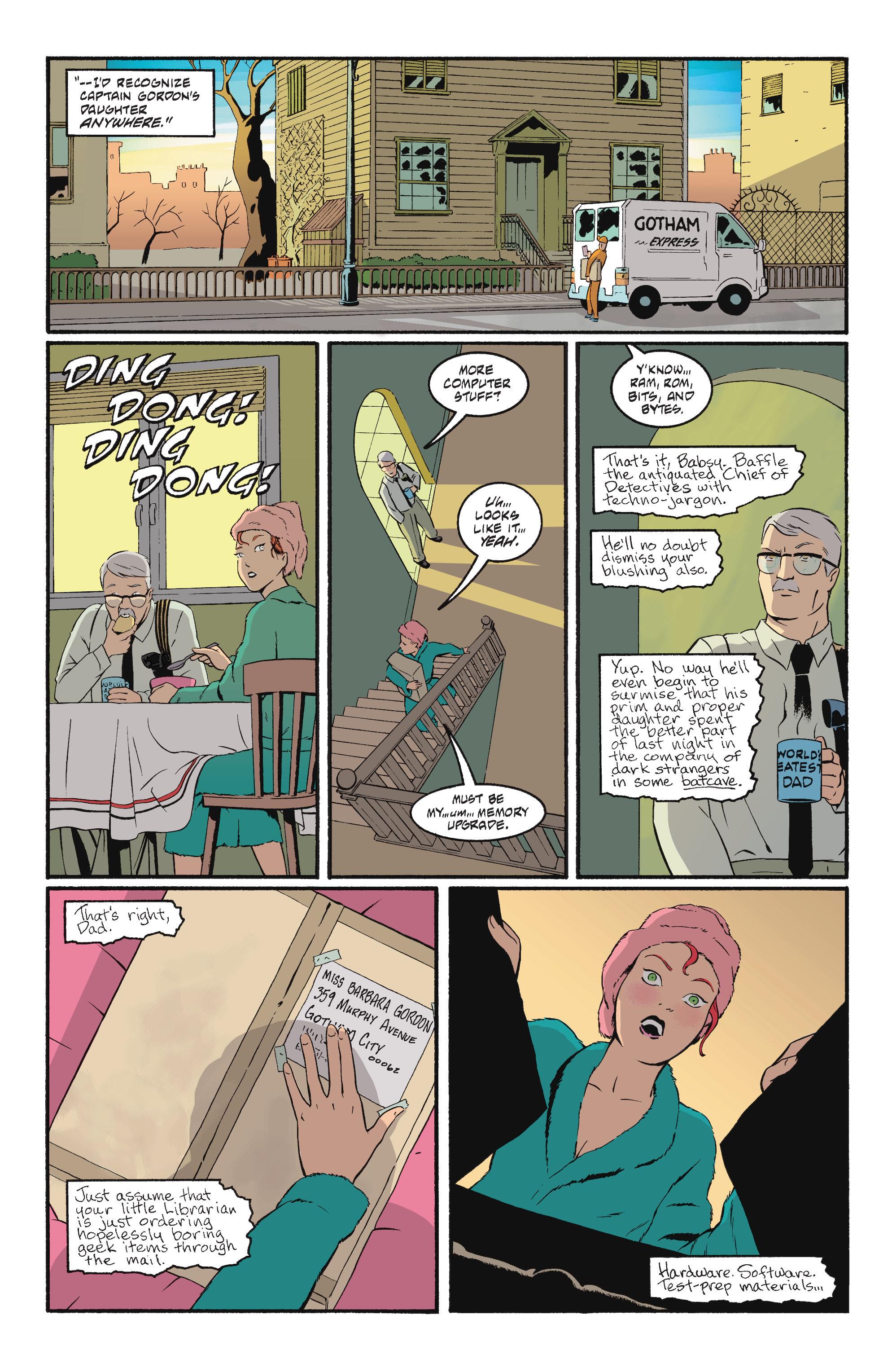 Read online Batgirl/Robin: Year One comic -  Issue # TPB 2 - 83