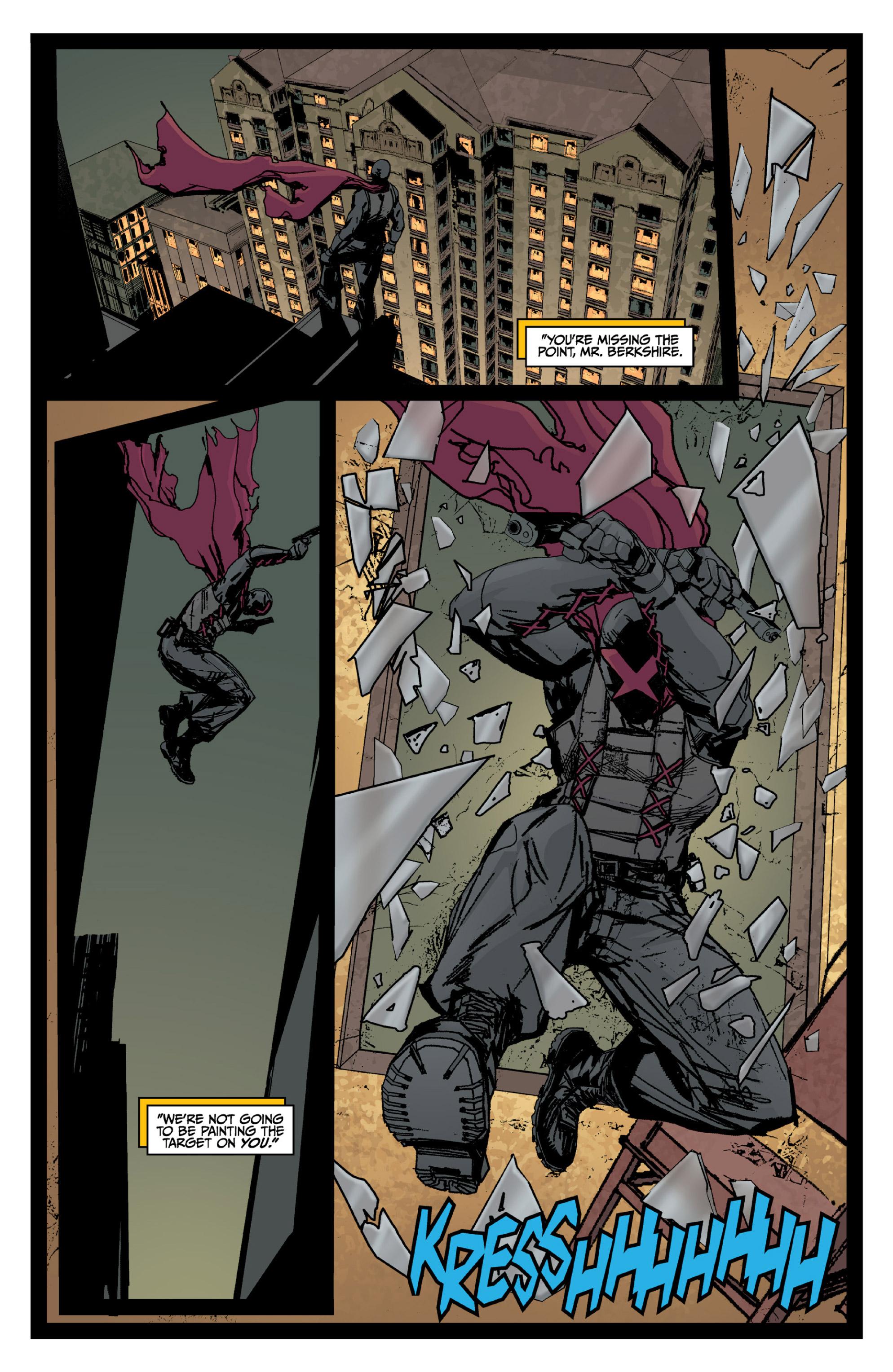 Read online X: Big Bad comic -  Issue # Full - 47