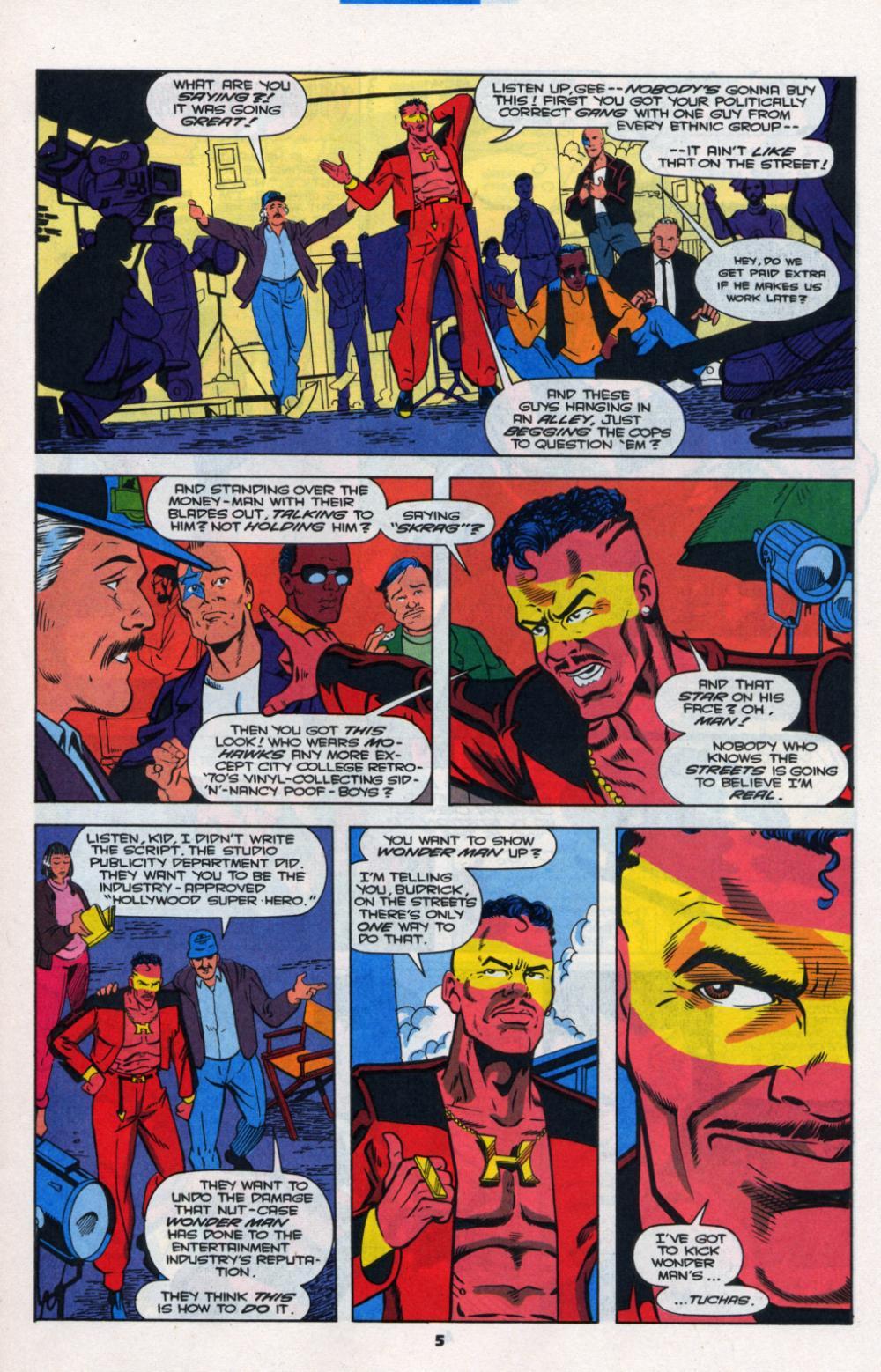 Read online Wonder Man (1991) comic -  Issue # _Annual 2 - 6