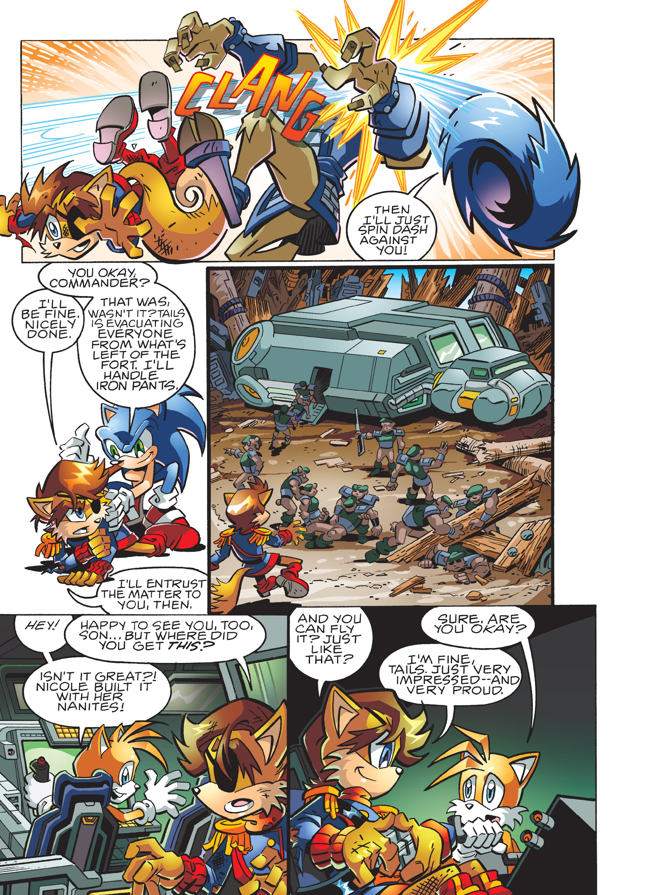 Read online Sonic Super Digest comic -  Issue #7 - 49