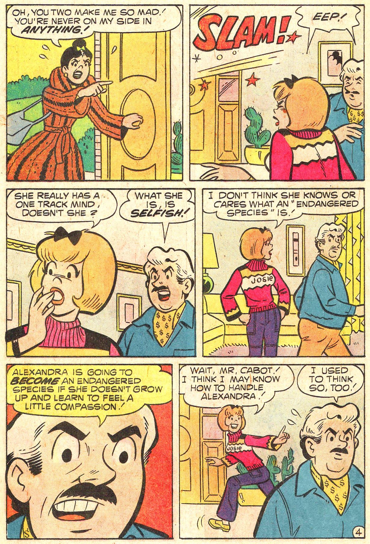 Read online She's Josie comic -  Issue #95 - 16