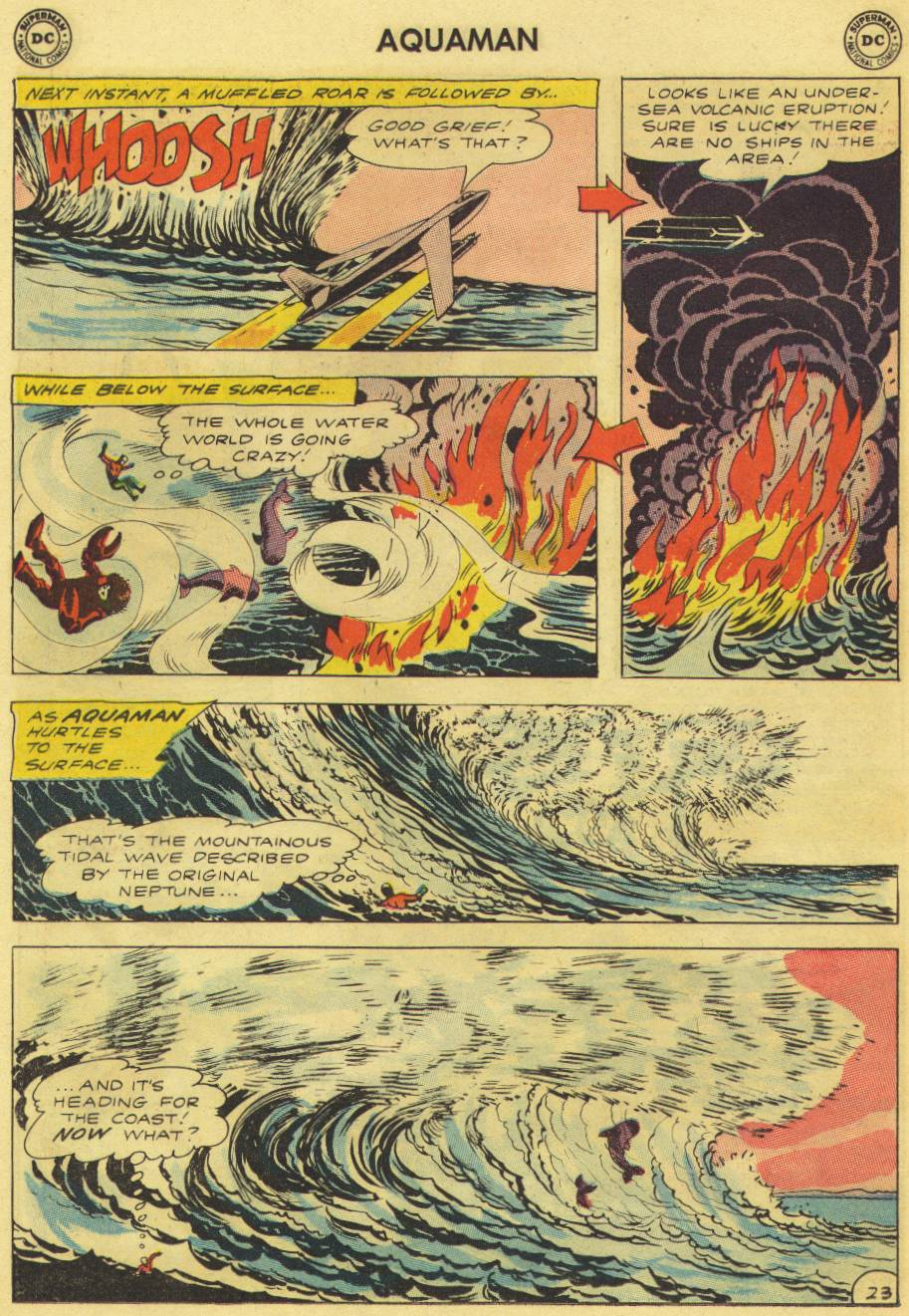 Read online Aquaman (1962) comic -  Issue #9 - 30