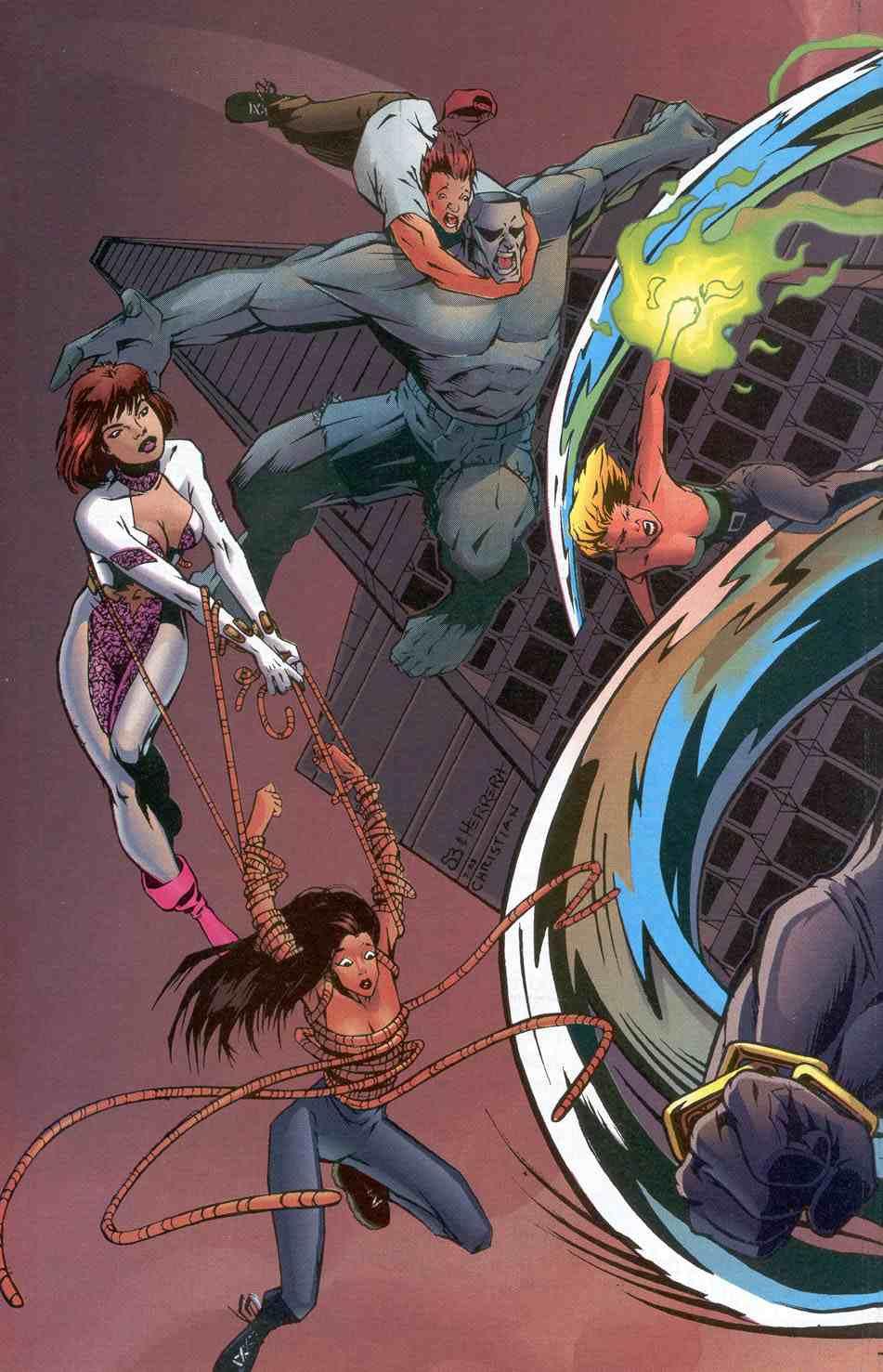 Read online Ultraverse Premiere comic -  Issue #3 - 31