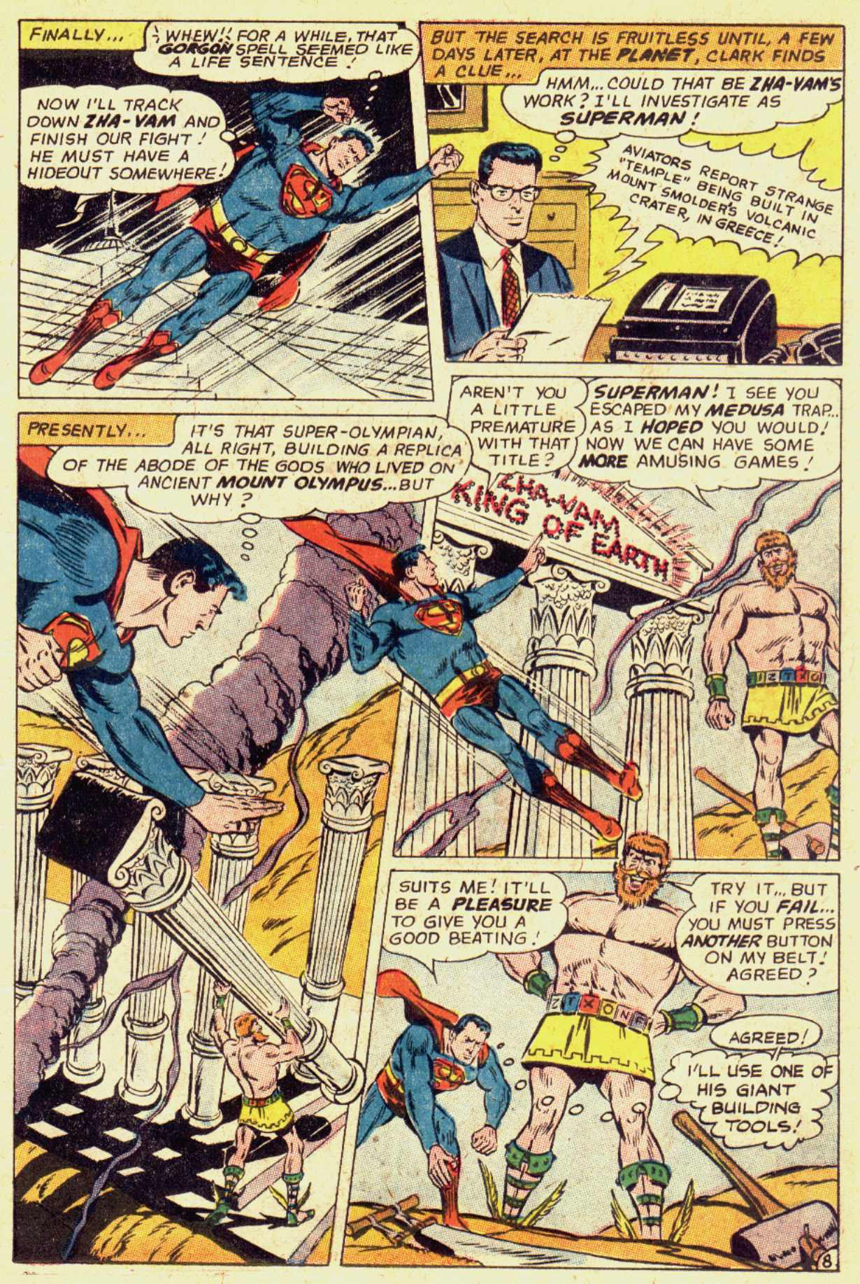 Action Comics (1938) 352 Page 8