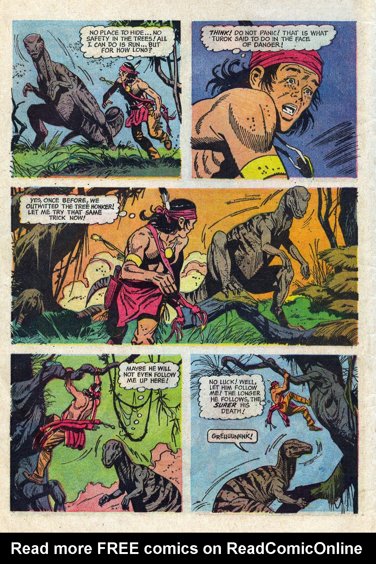 Read online Turok, Son of Stone comic -  Issue #61 - 8