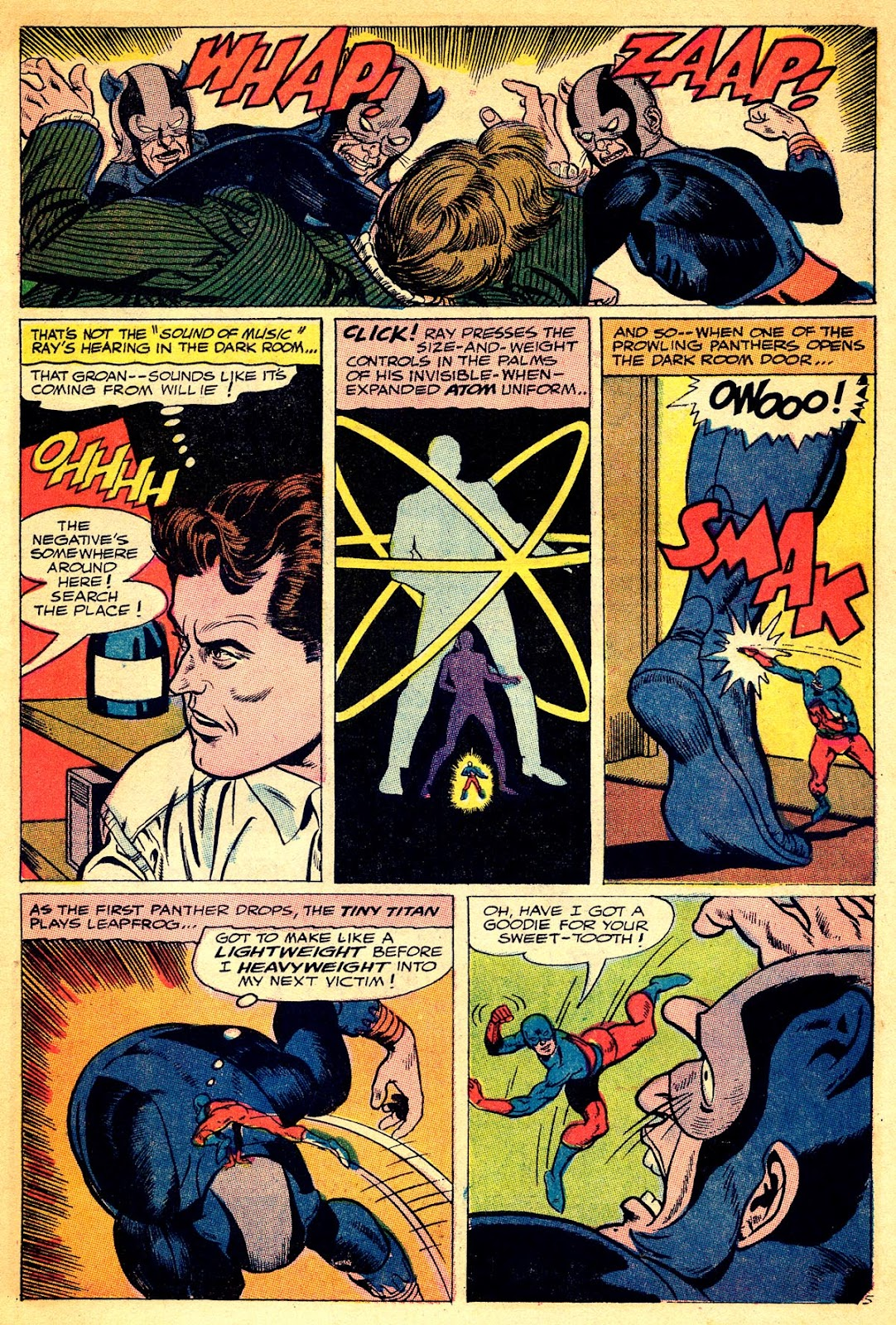 The Atom issue 27 - Page 7