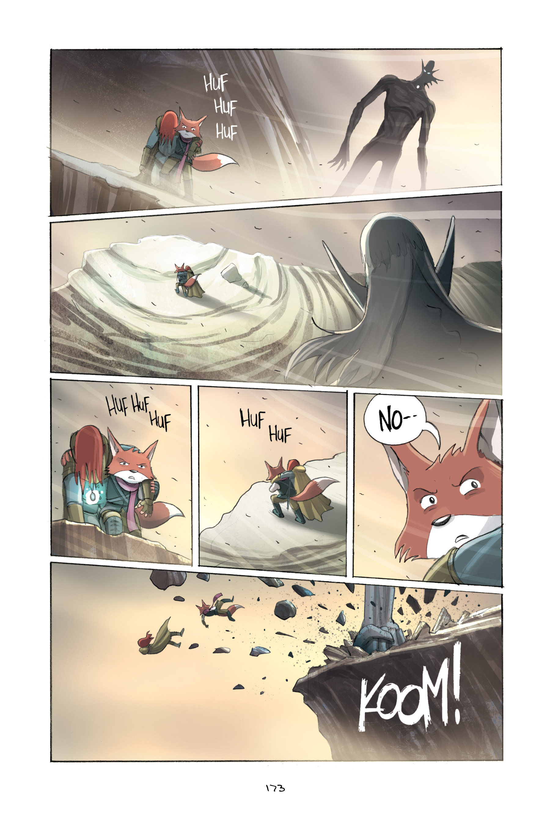 Read online Amulet comic -  Issue #2 - 172