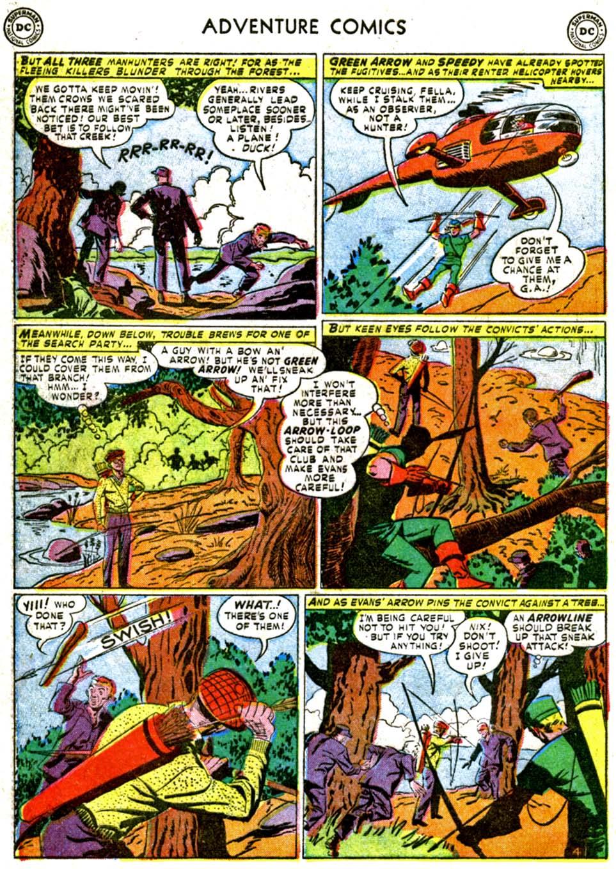 Read online Adventure Comics (1938) comic -  Issue #177 - 36