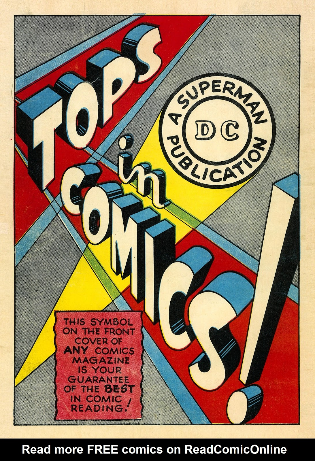 Read online 75 Years Of DC Comics comic -  Issue # TPB (Part 1) - 8