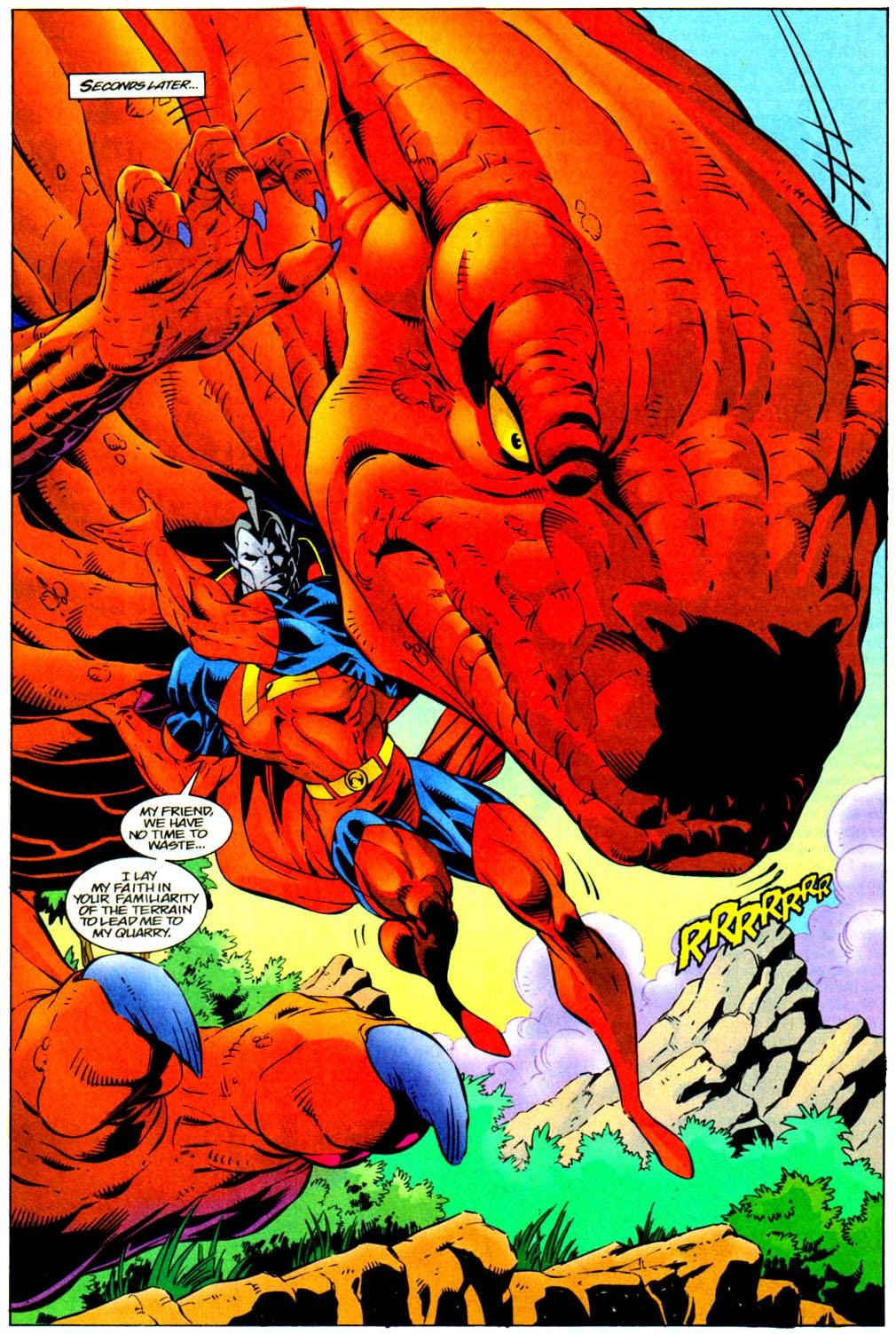 Devil Dinosaur Spring Fling Full Page 12