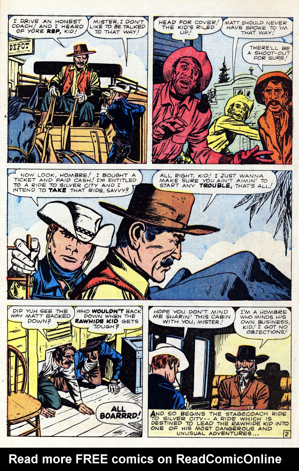 The Rawhide Kid (1955) issue 24 - Page 4