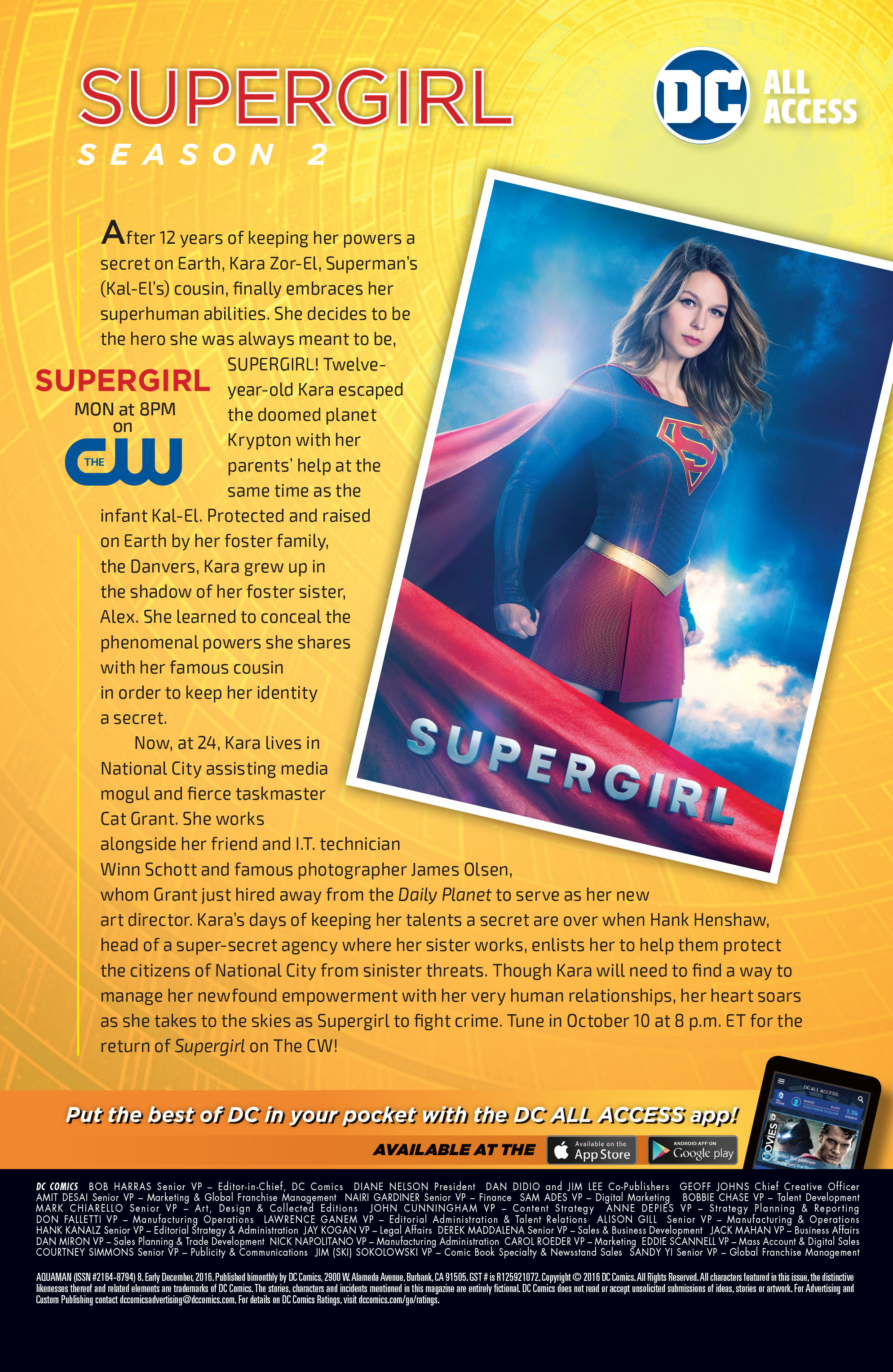 Read online Aquaman (2016) comic -  Issue #8 - 24